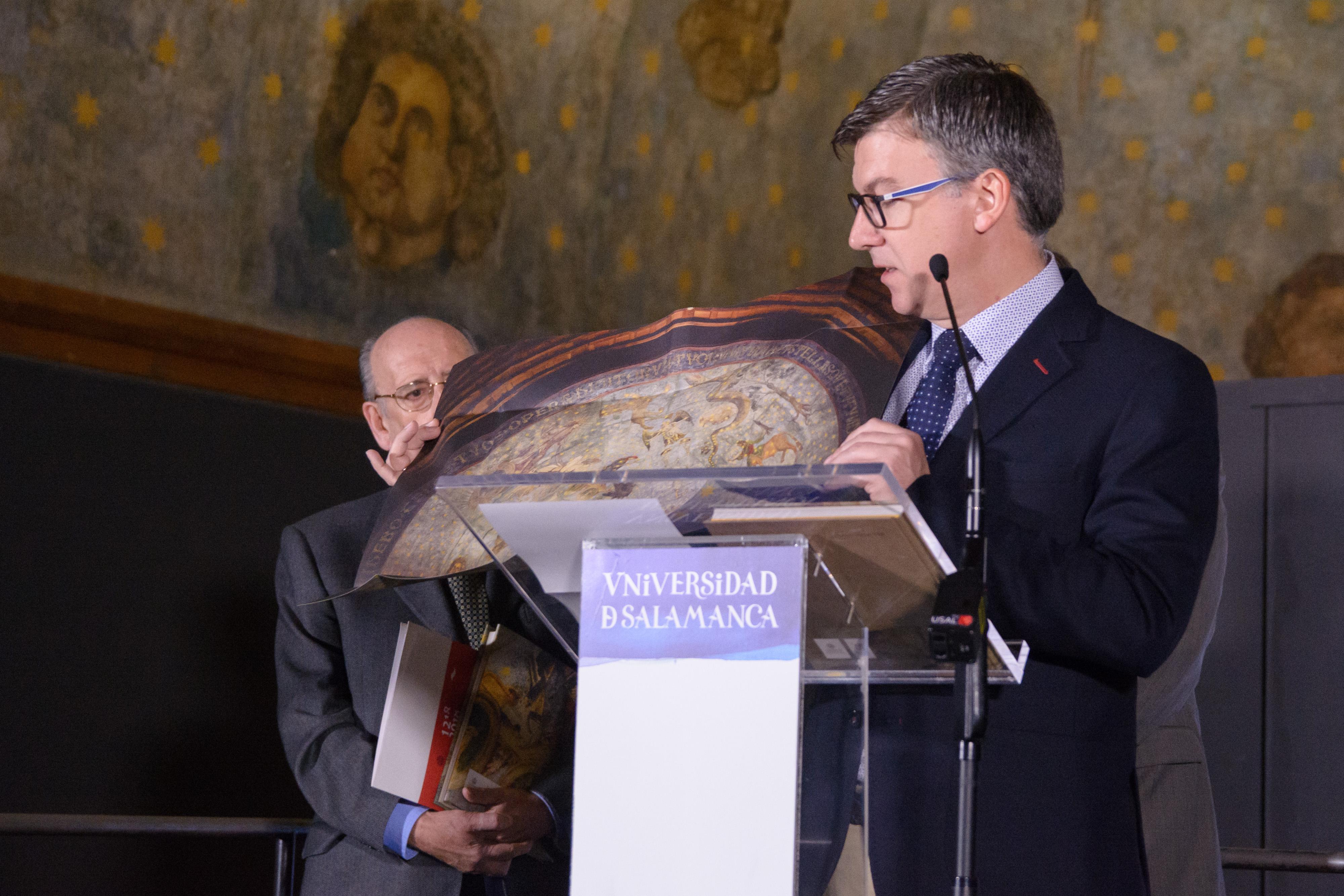 Presentación libro 'El Cielo de Salamanca'