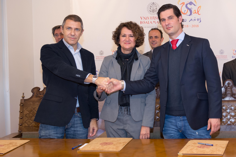 La Universidad de Salamanca y el Grupo Havas, unidos a través del Máster en Gestión de Negocios Digitales