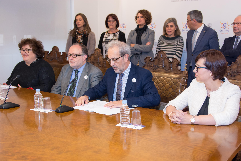 Daniel Hernández Ruipérez remodela el equipo de Gobierno para impulsar el Centro Internacional del Español