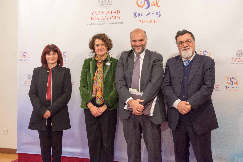 La vicerrectora de Internacionalización se reúne con el alcalde del municipio portugués de Fundão