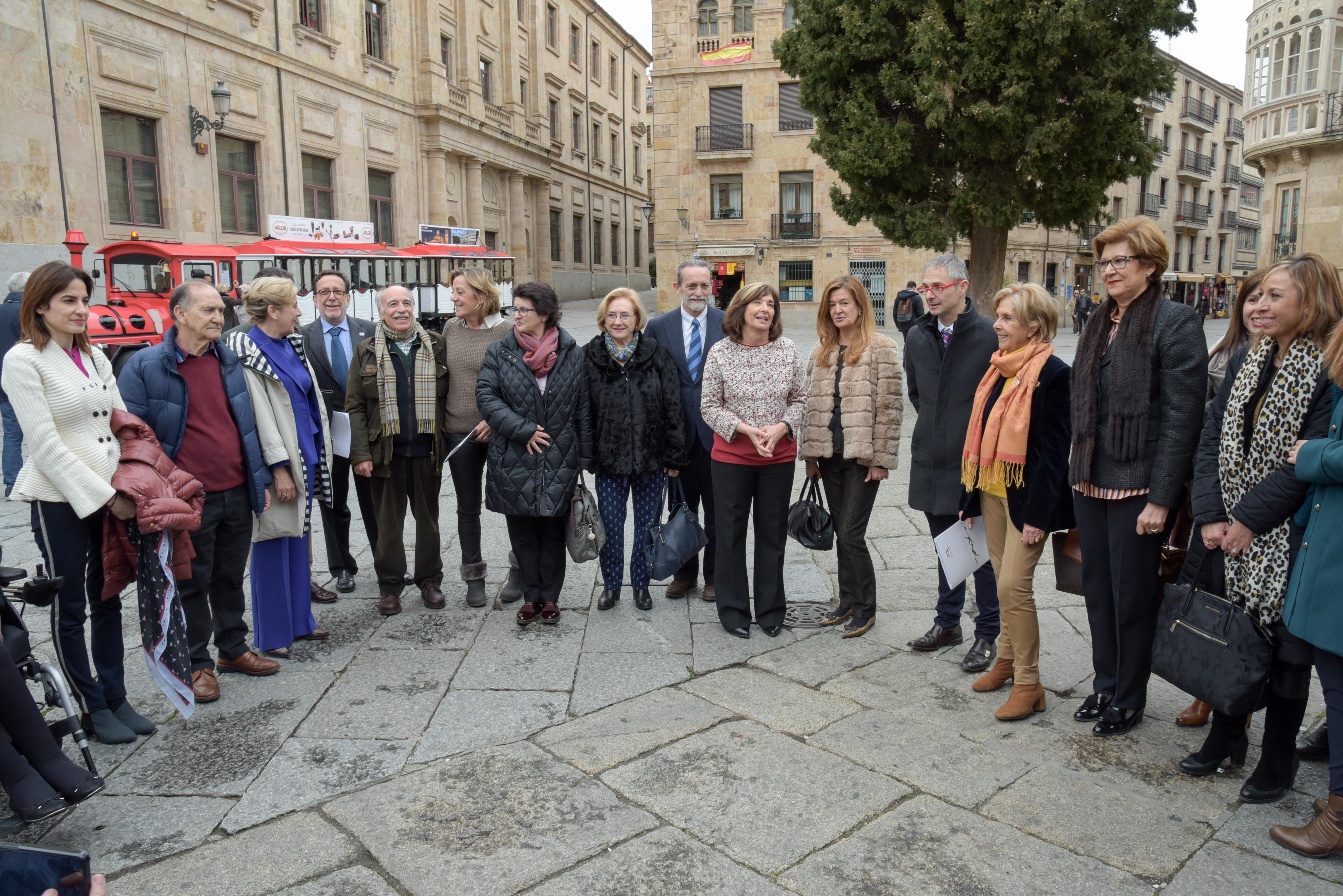 La Universidad de Salamanca participa en el Día Mundial del Riñón organizado por la Fundación Renal Íñigo Álvarez de Toledo