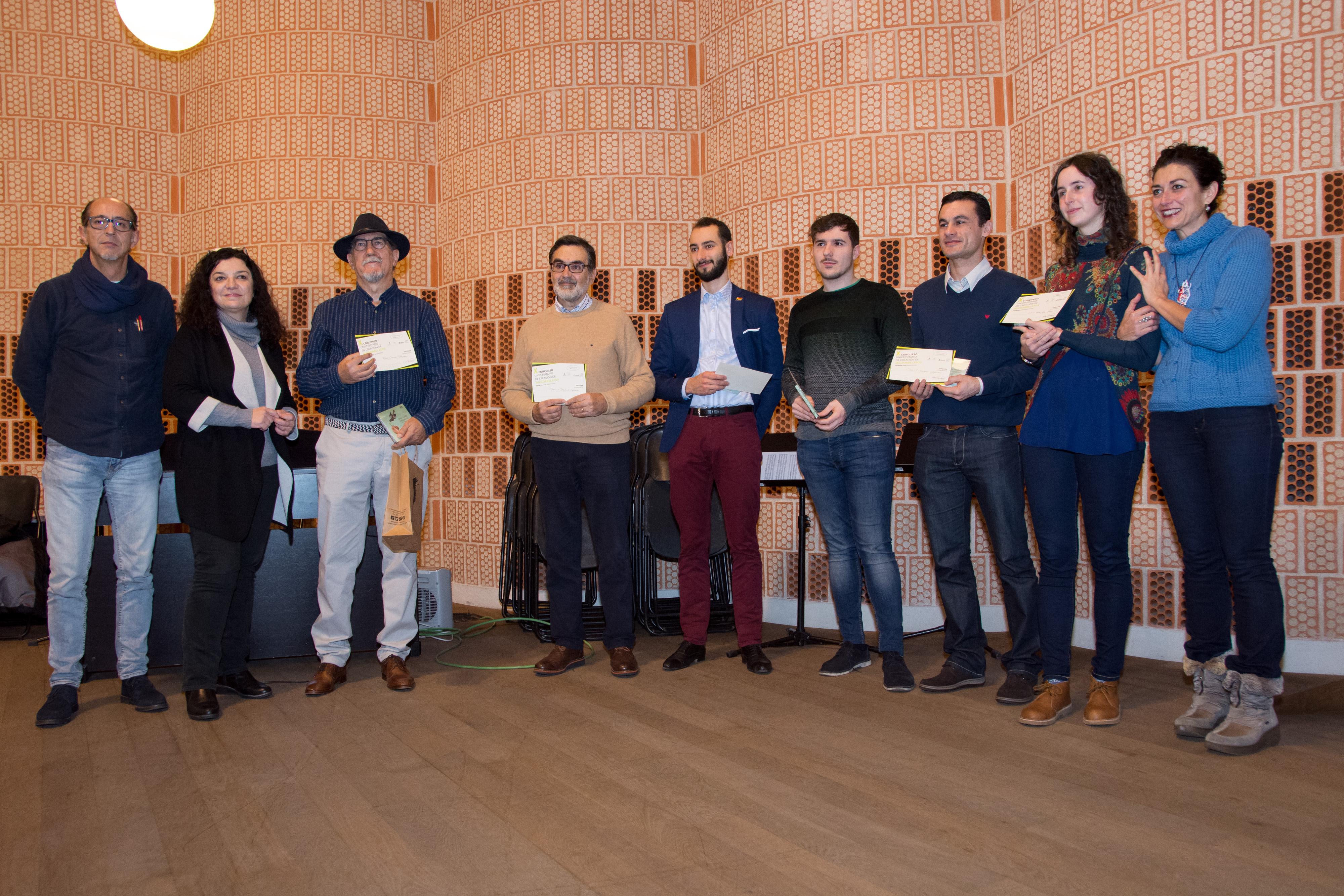 Raúl Clavero, antiguo alumno de la Universidad de Salamanca obtiene el primer premio del X Concurso de Microrrelatos 'Universos Mínimos'