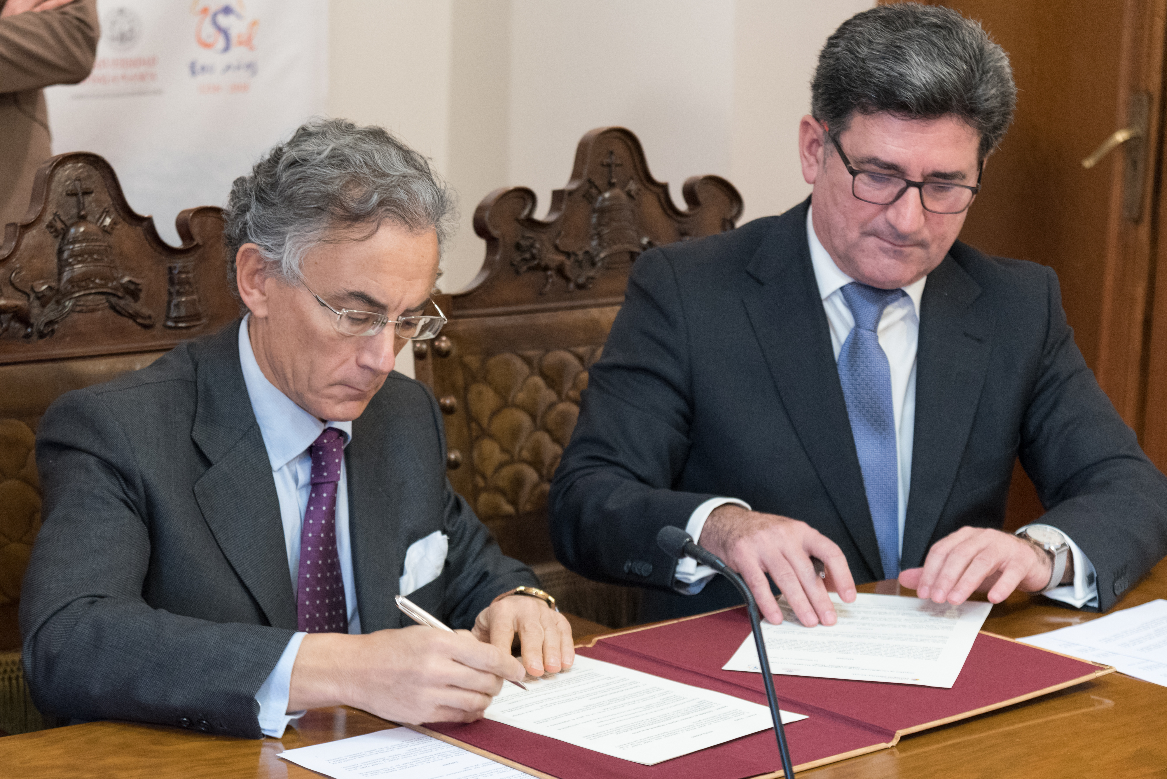 La Universidad de Salamanca impulsa la cooperación con las instituciones estadounidenses
