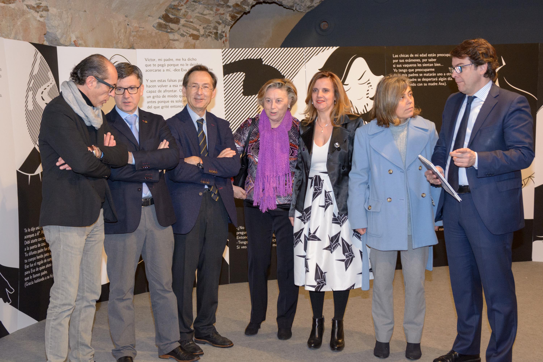 La Universidad y el Ayuntamiento de Salamanca valoran positivamente el programa conjunto de prevención de violencia de género