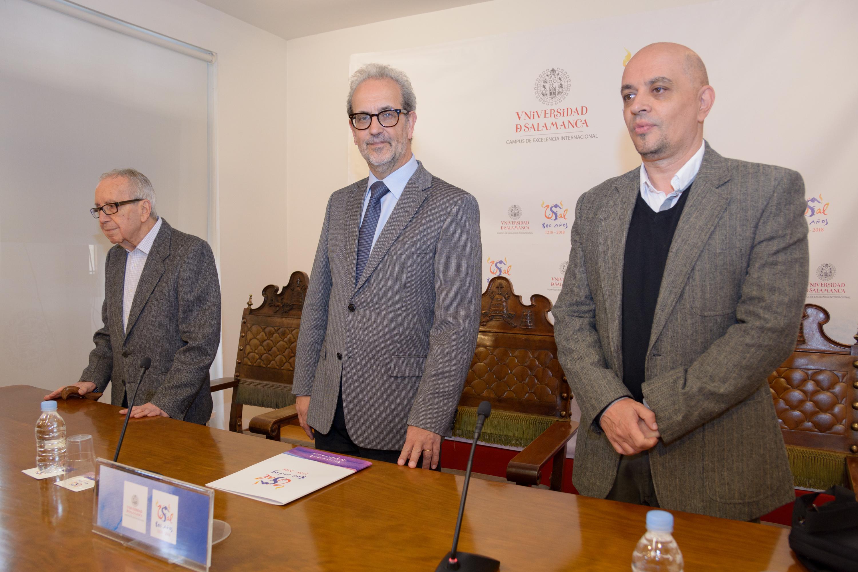 La Universidad de Salamanca investirá como doctor honoris causa al poeta Pablo García Baena