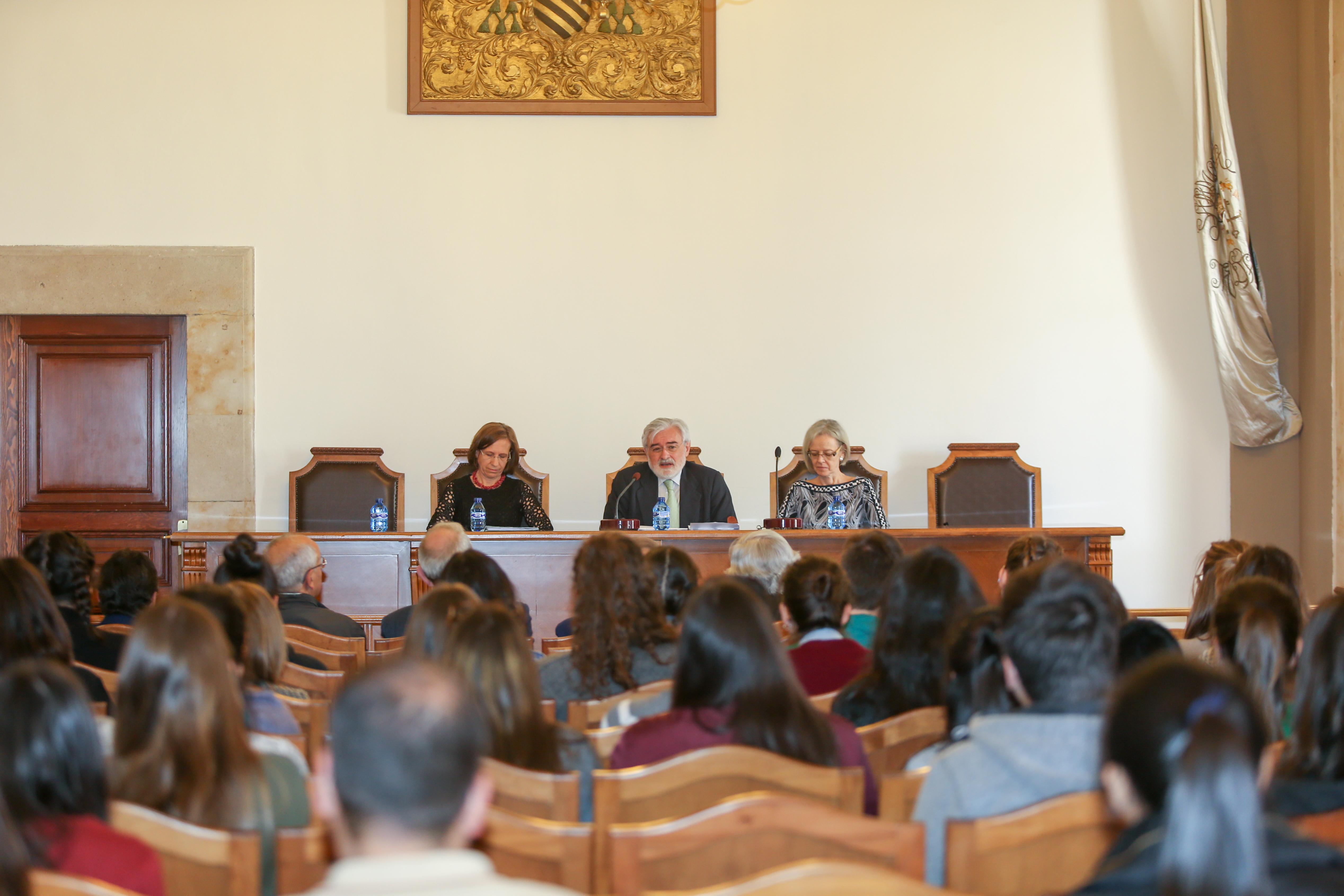 La Universidad de Salamanca y la Real Academia de la Lengua colaboran en la elaboración del primer Diccionario Jurídico Panhispánico