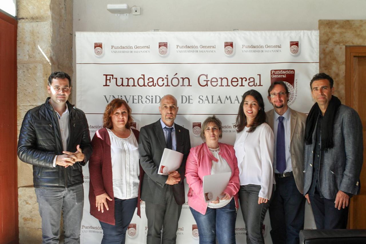 La Fundación General de la Universidad de Salamanca se adhiere a la lucha contra el 'bullying'