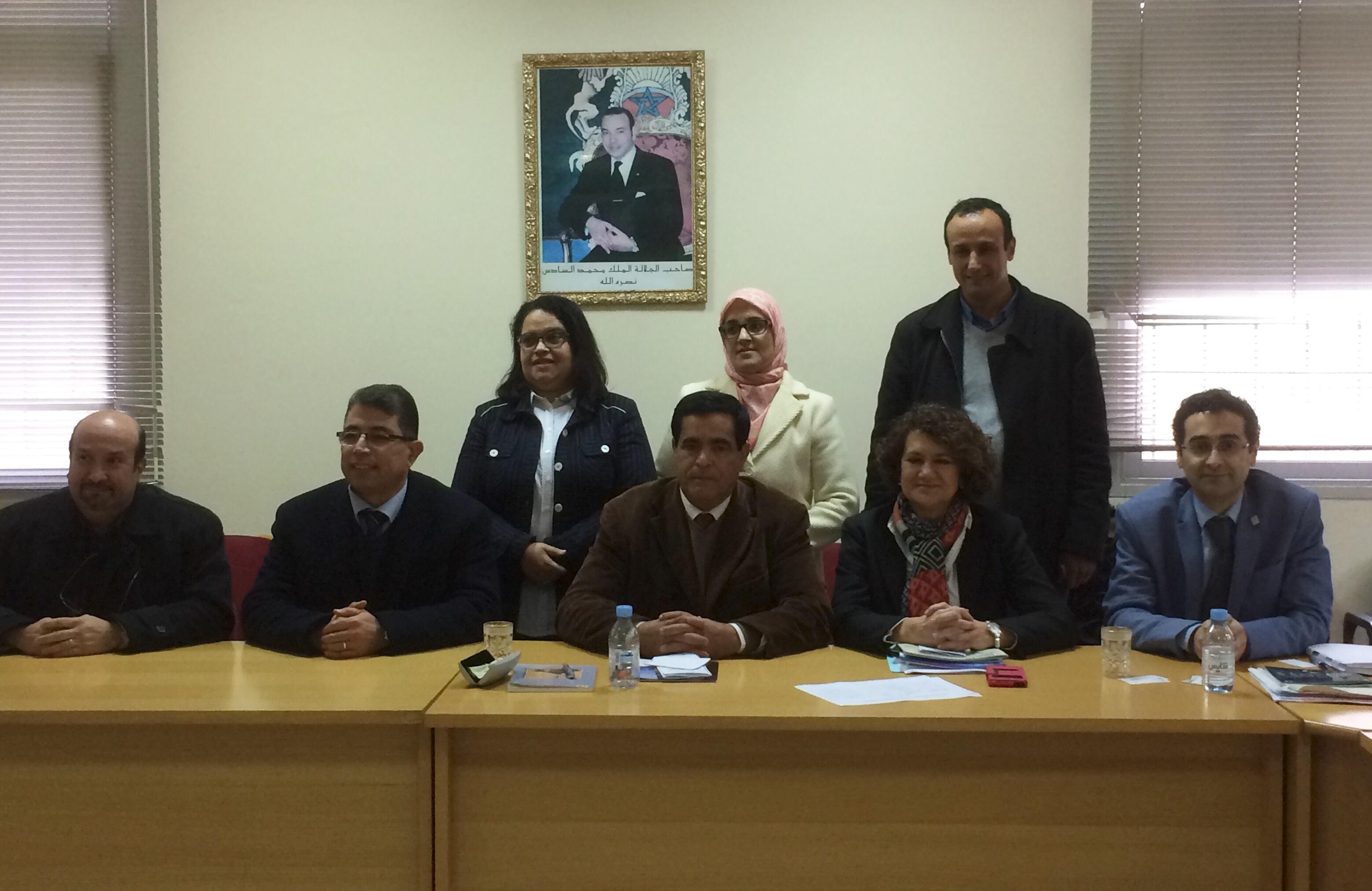 La Universidad de Salamanca refuerza su colaboración institucional con Marruecos