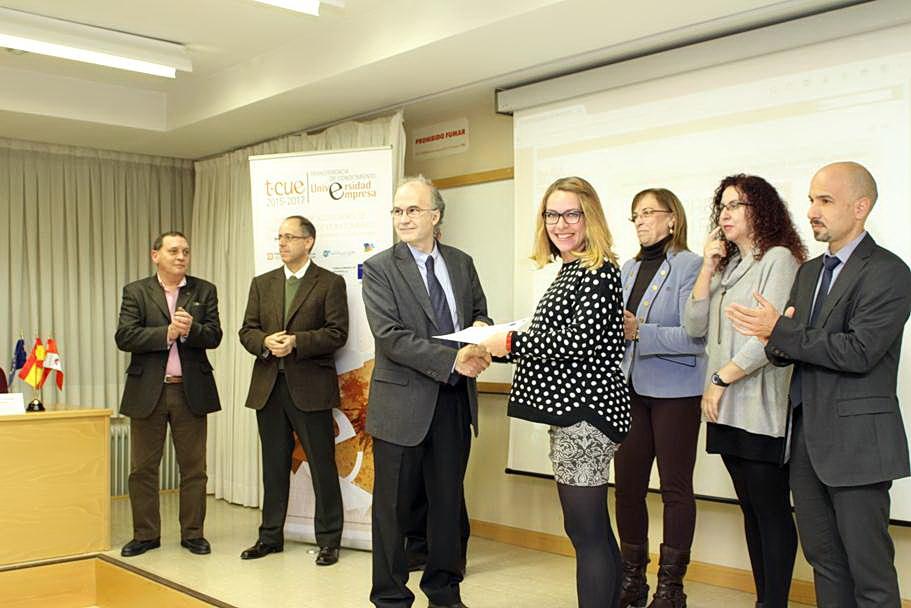 Un proyecto de la Universidad de Salamanca obtiene el primer premio Idea empresarial en el Concurso Iniciativa Campus Emprendedor