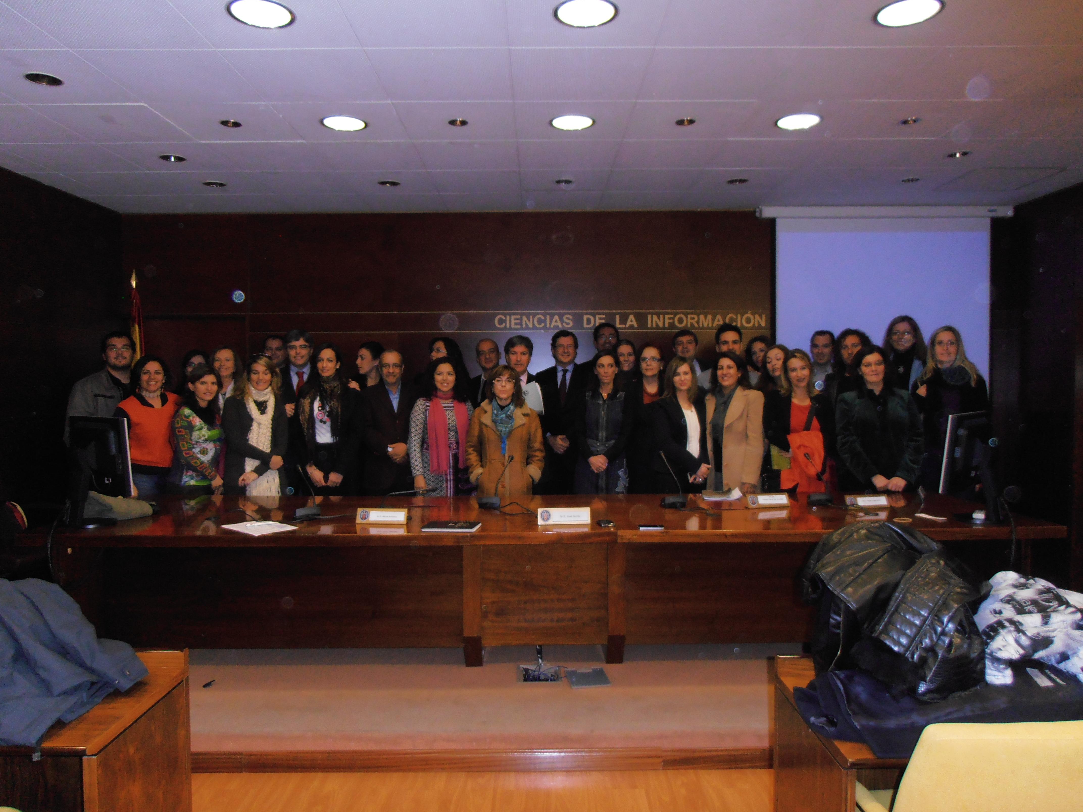 Radio Universidad asiste en Madrid a la asamblea constituyente de la Asociación de Radios Universitarias de España