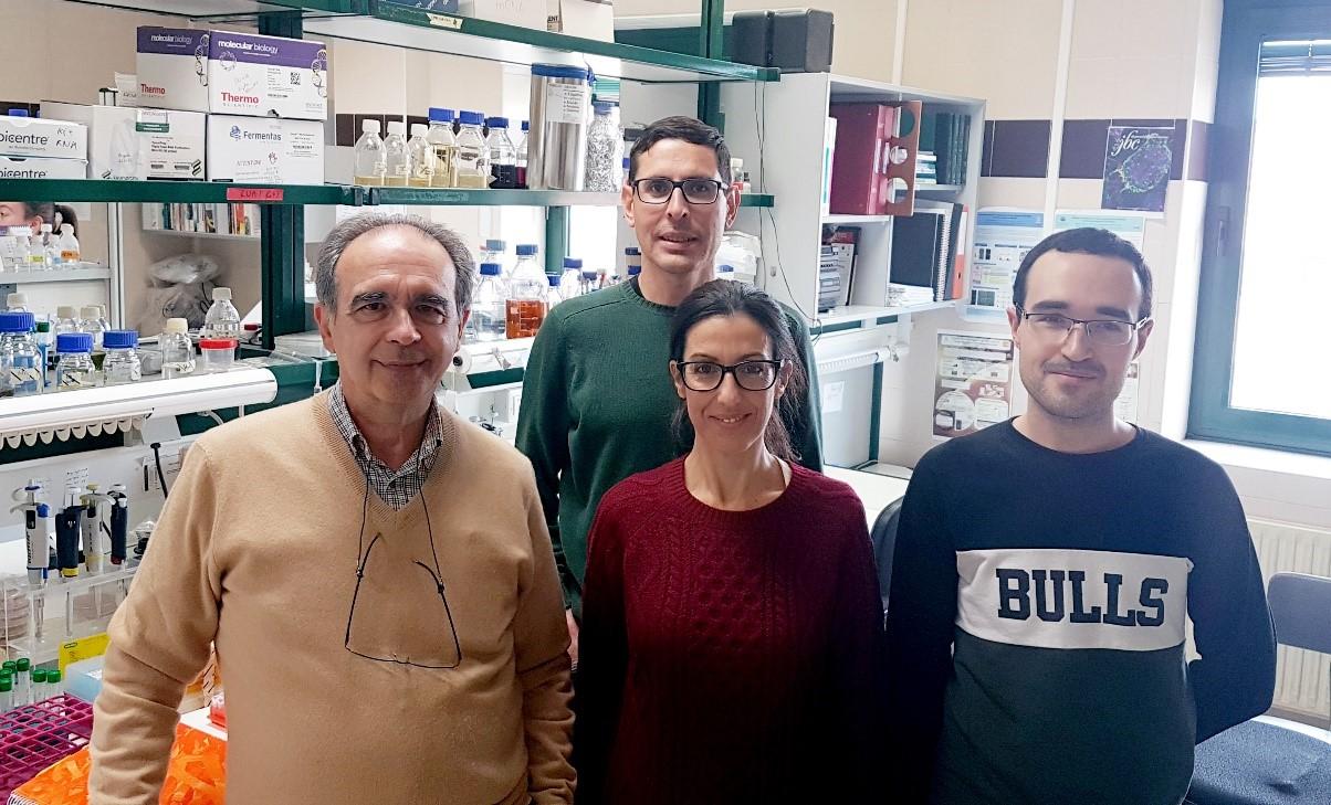 La Universidad de Salamanca colabora en la descripción de un mecanismo metabólico exclusivo de algunas bacterias patógenas