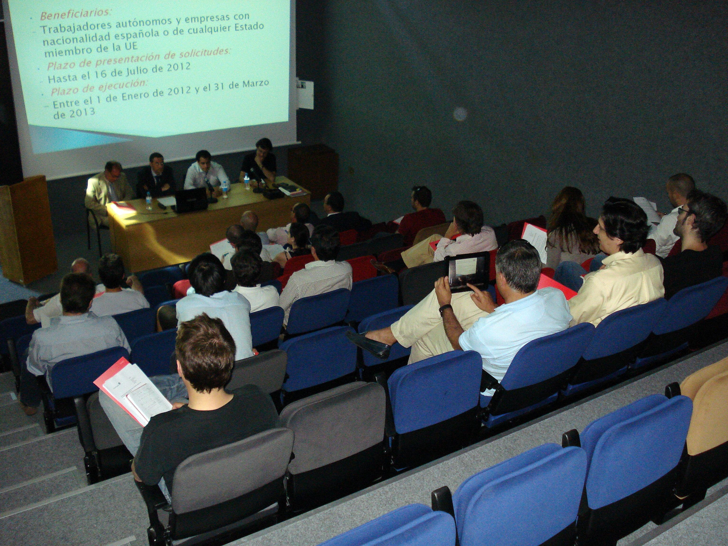 El Parque Científico de la Universidad de Salamanca presenta varias líneas de financiación para sus empresas