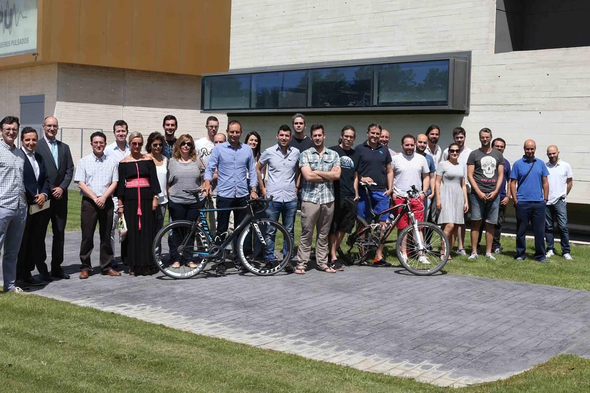 El Parque Científico de la Universidad de Salamanca impulsa la movilidad sostenible