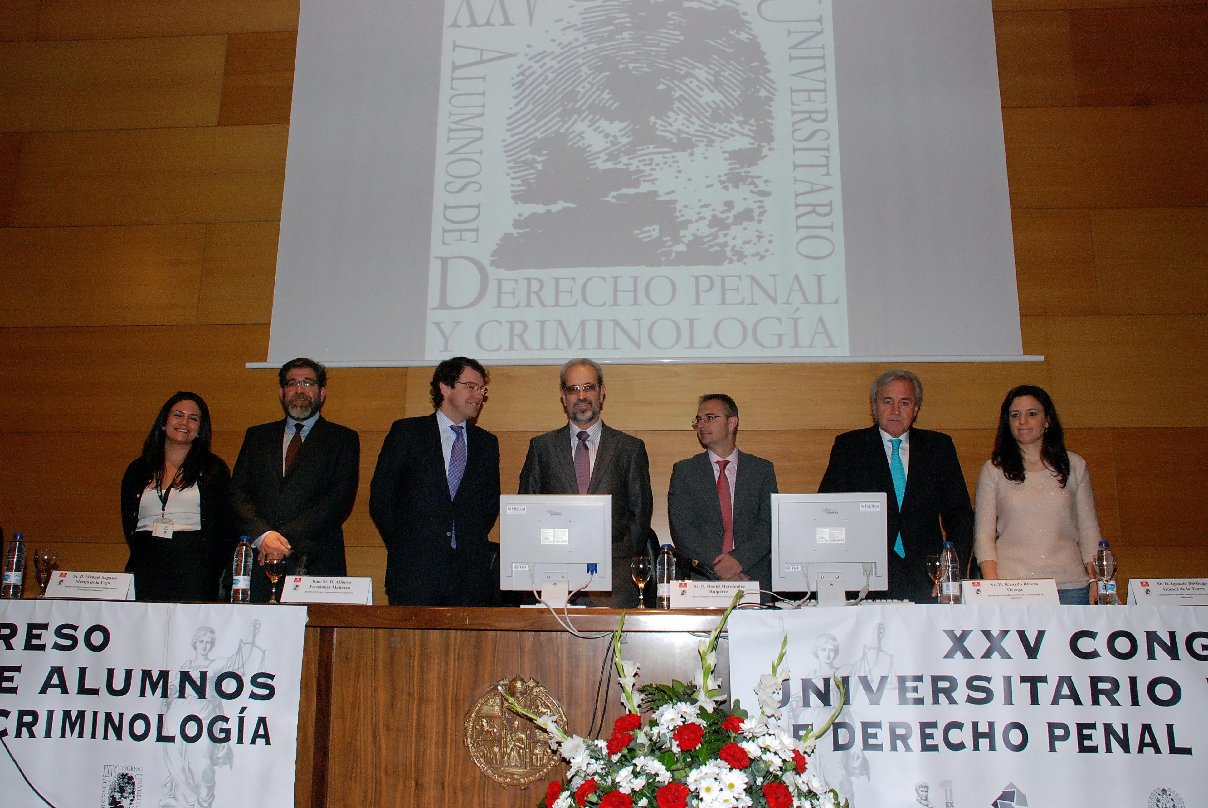 El Congreso de Derecho Penal y Criminología dedica su XXV edición al proyecto de reforma del Código Penal de 2013