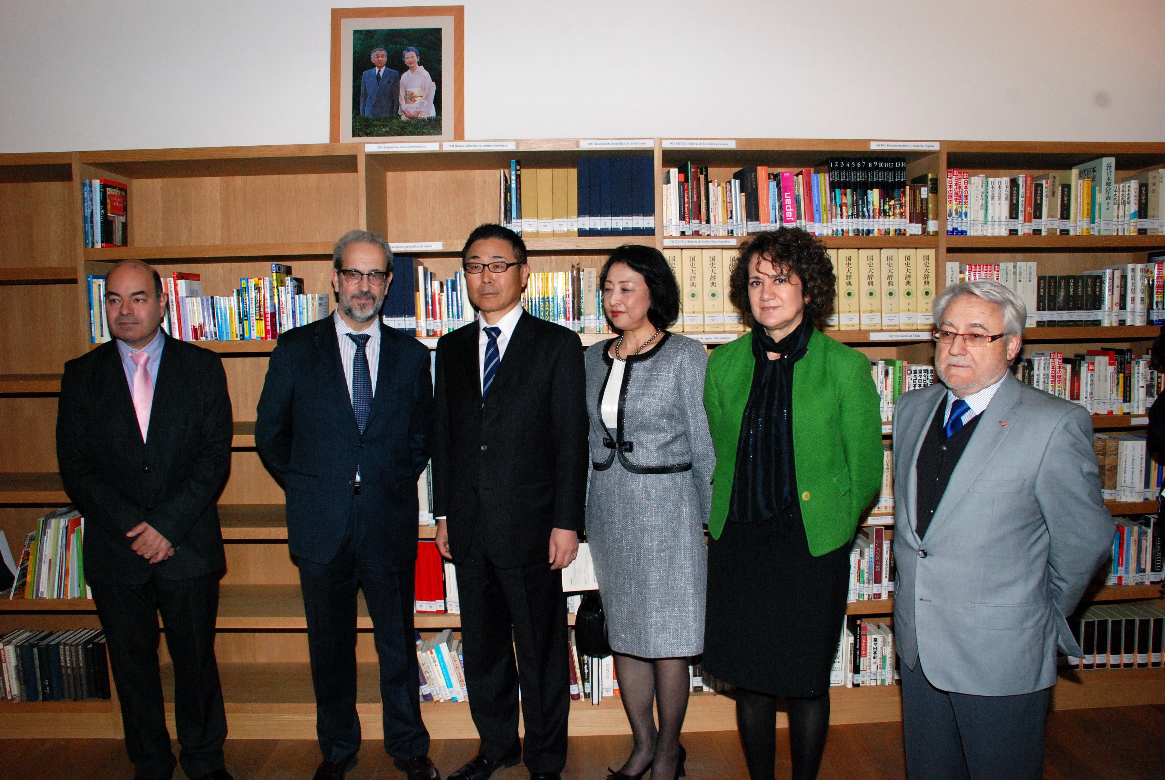 La biblioteca del Centro Cultural Hispano Japonés de la Universidad de Salamanca llevará el nombre del hispanista Eikichi Hayashiya