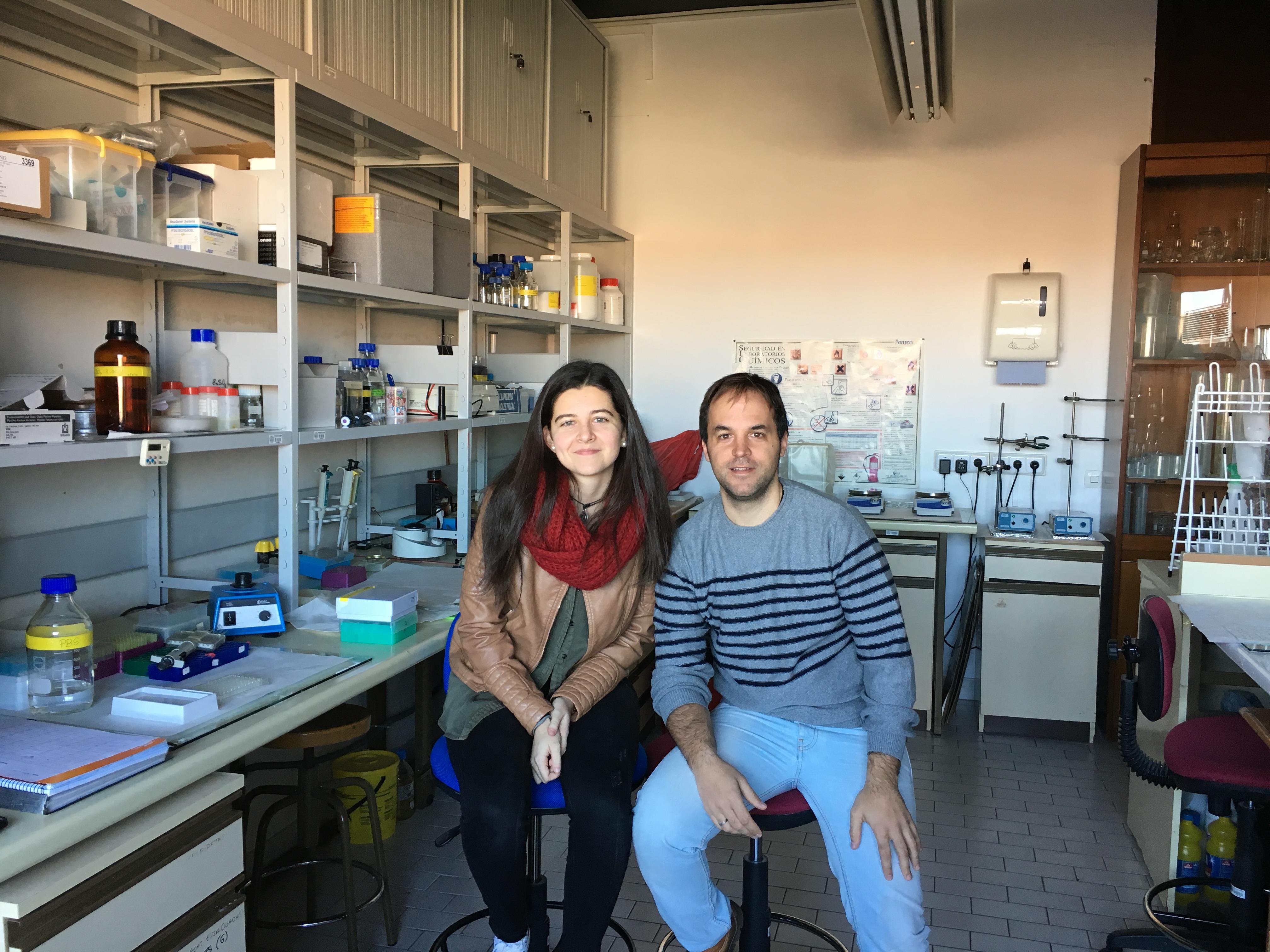 Los científicos de la Universidad Rodrigo Morchón García y Elena Varas Martín reconocidos con el Premio Nacional de Jóvenes Investigadores