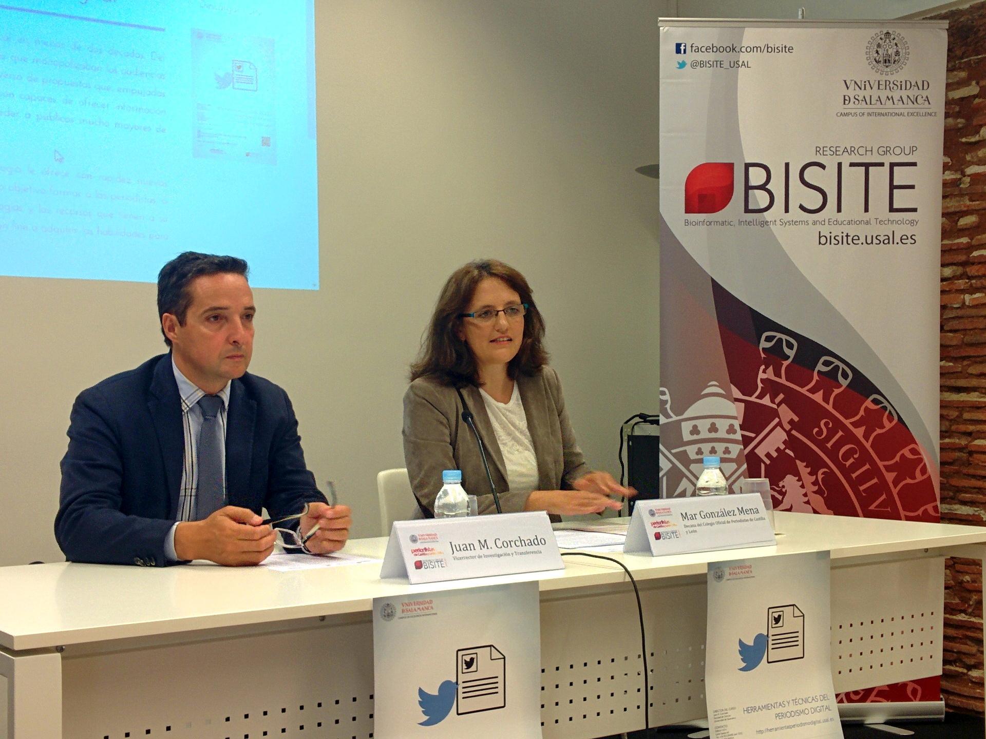 La Universidad de Salamanca y el Colegio de Periodistas de Castilla y León lanzan un curso online sobre periodismo digital