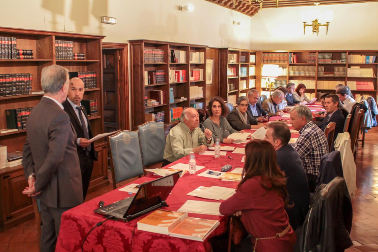La Fundación General organiza la presentación del estudio 'Una frontera que nos une, una frontera de desarrollo'