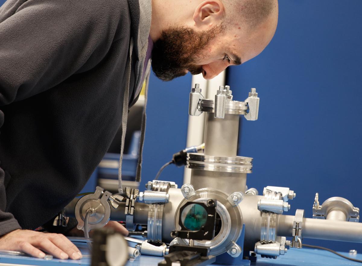 La Universidad de Salamanca, el Centro de Láseres Pulsados e Iberdrola Ingeniería presentan el proyecto SIGMA