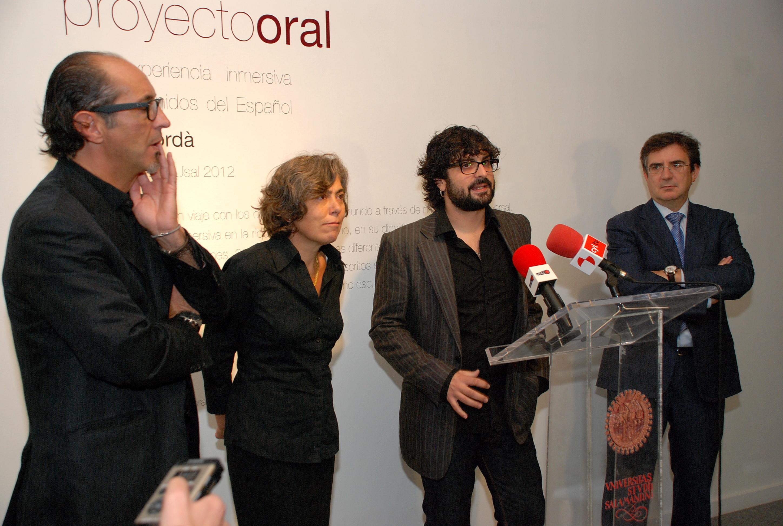El Espacio de Arte Experimental invita a descubrir un mapa sonoro de los acentos del español con 'Proyecto ORAL'