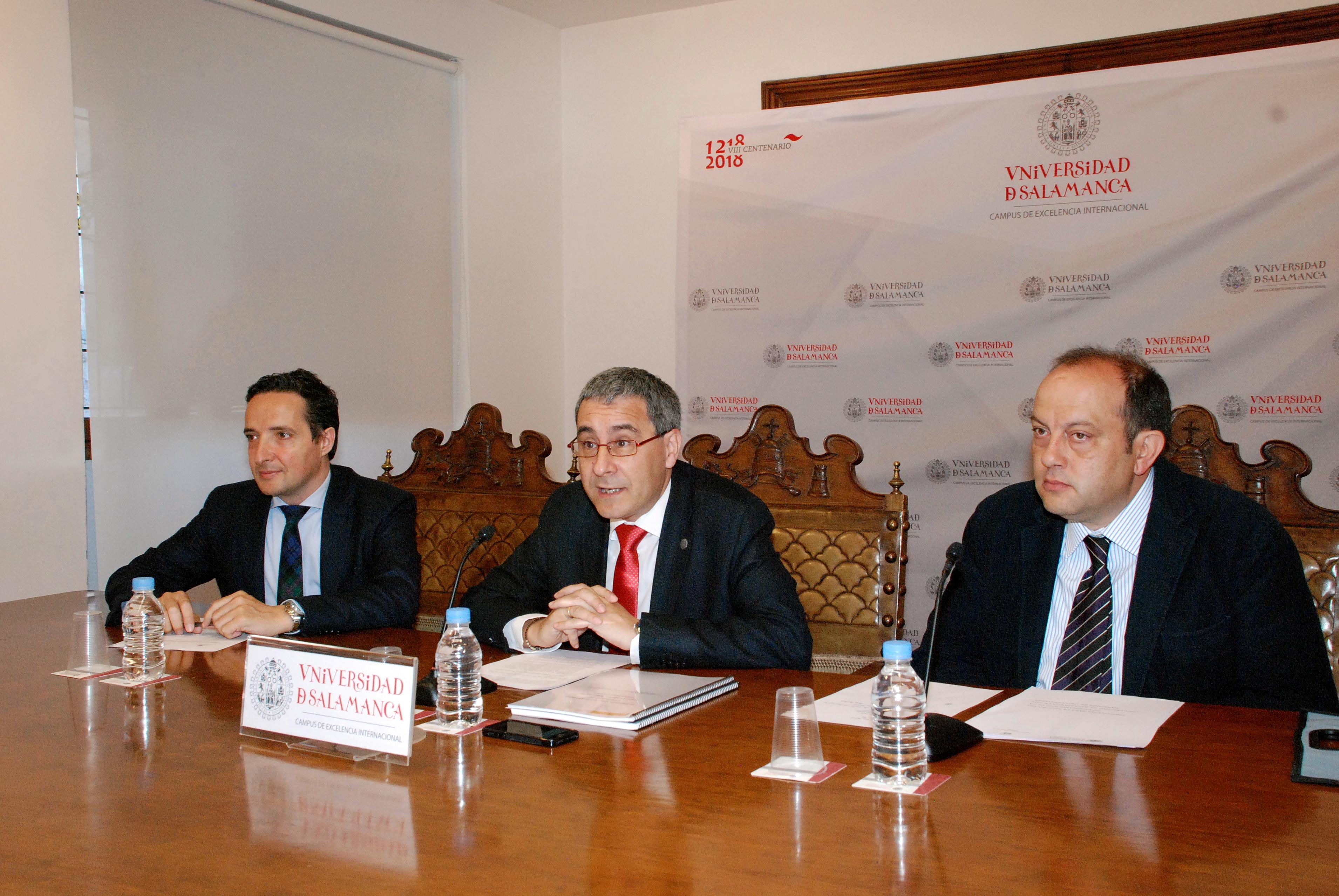La Universidad de Salamanca pone en marcha una estrategia para mejorar su posicionamiento en los rankings internacionales