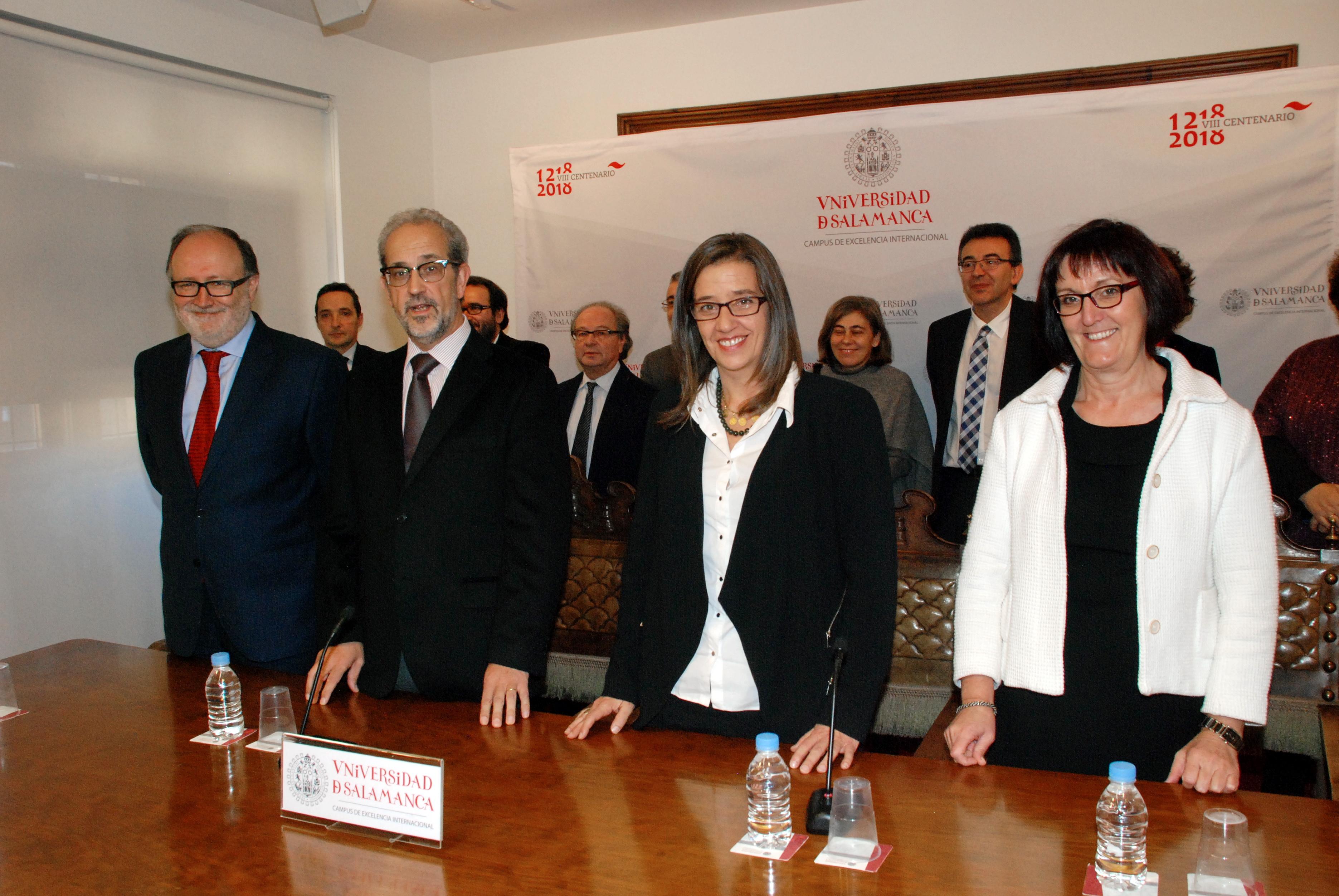 Hernández Ruipérez remodela el equipo de Gobierno para reforzar la celebración del VIII Centenario
