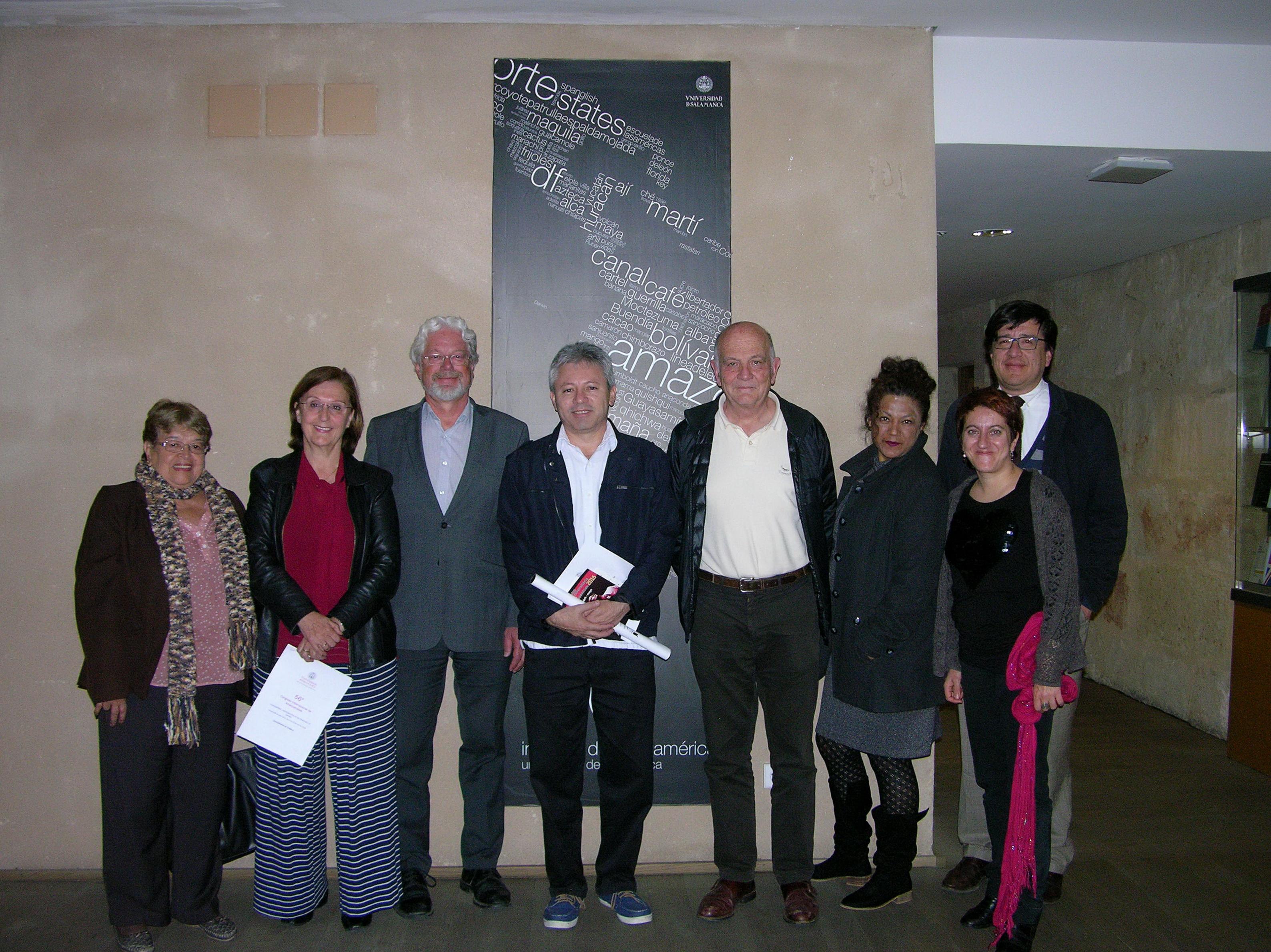 El Instituto de Iberoamérica acoge una reunión preparatoria del Congreso Internacional de Americanistas