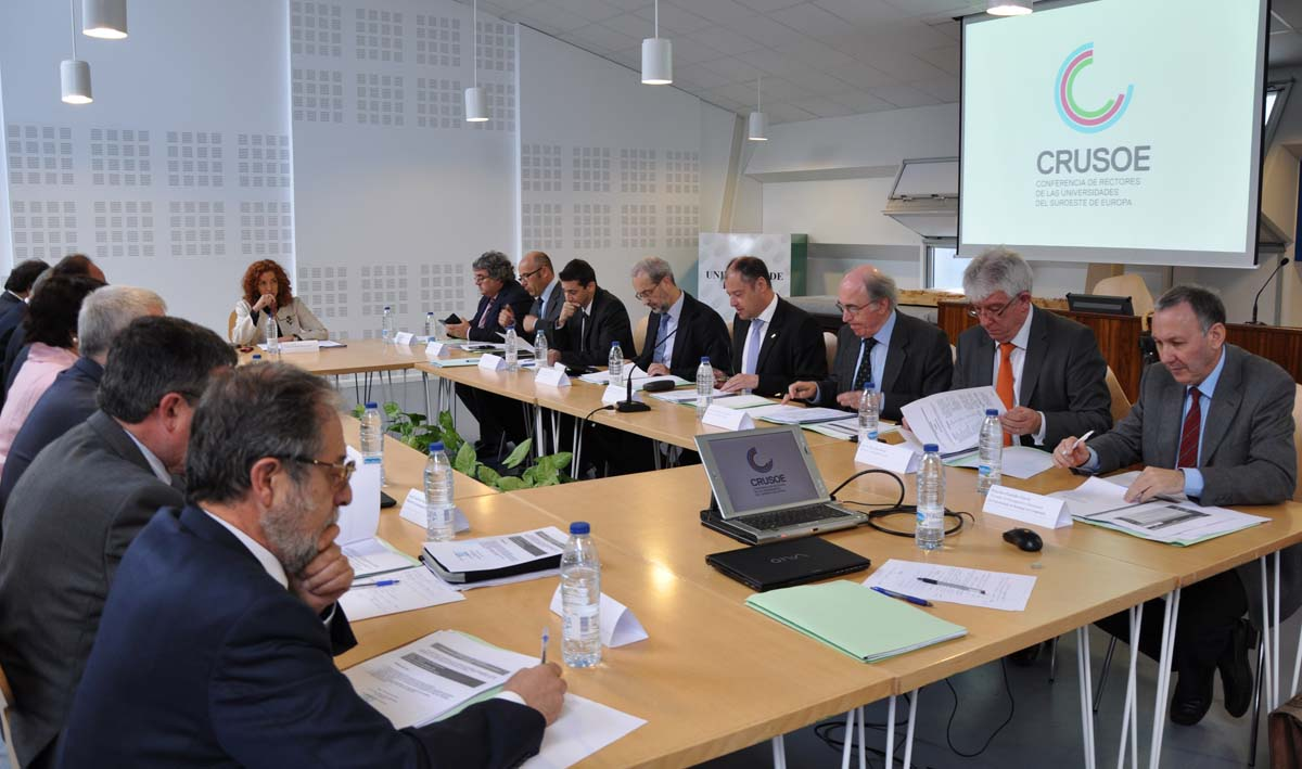 Las universidades de Castilla y León, Galicia y el norte de Portugal se unen para competir en programa internacionales de financiación