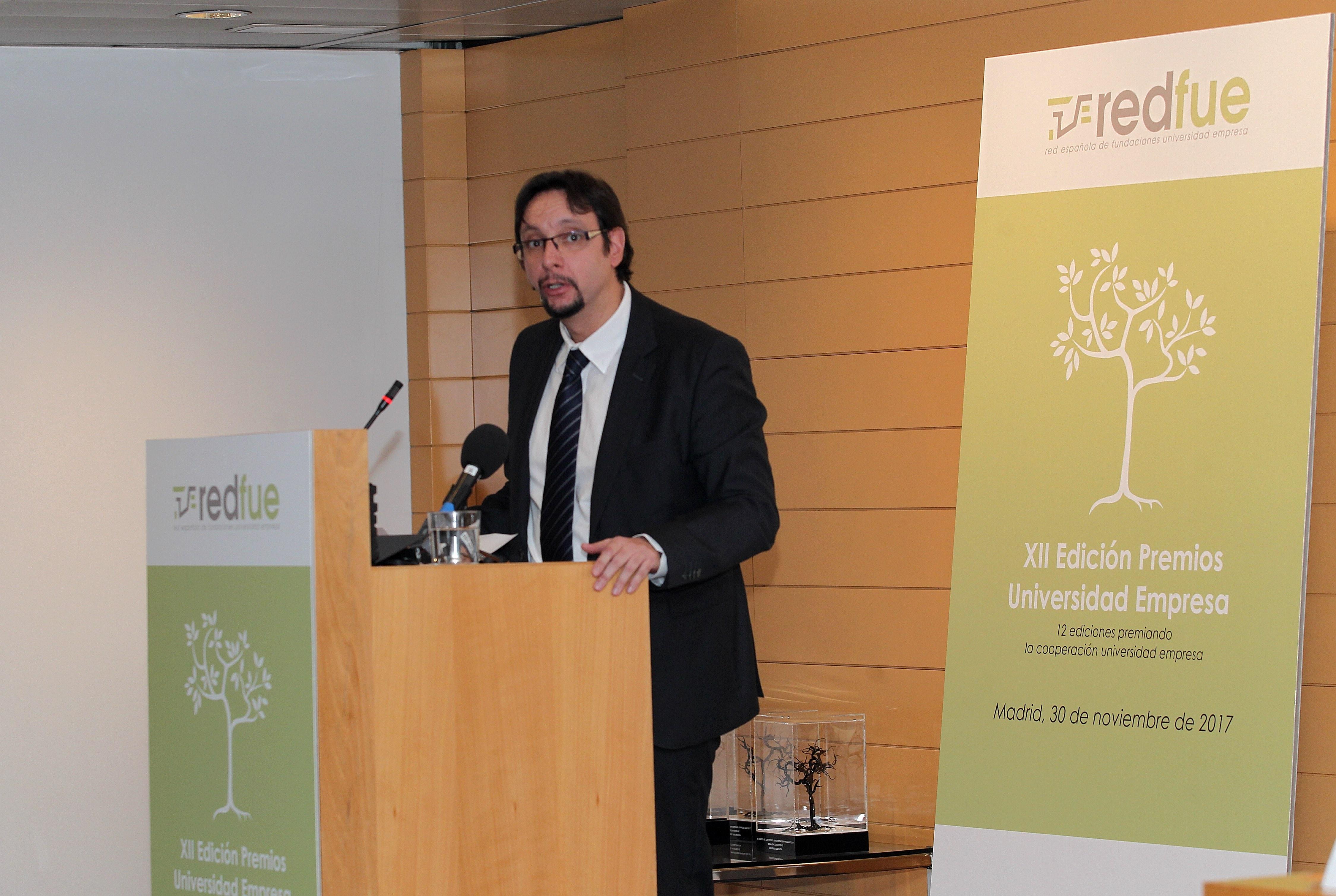 Las universidades de Salamanca, Burgos, León y Valladolid y la empresa Viscofan se alzan con el premio Universidad Empresa impulsado por REDFUE