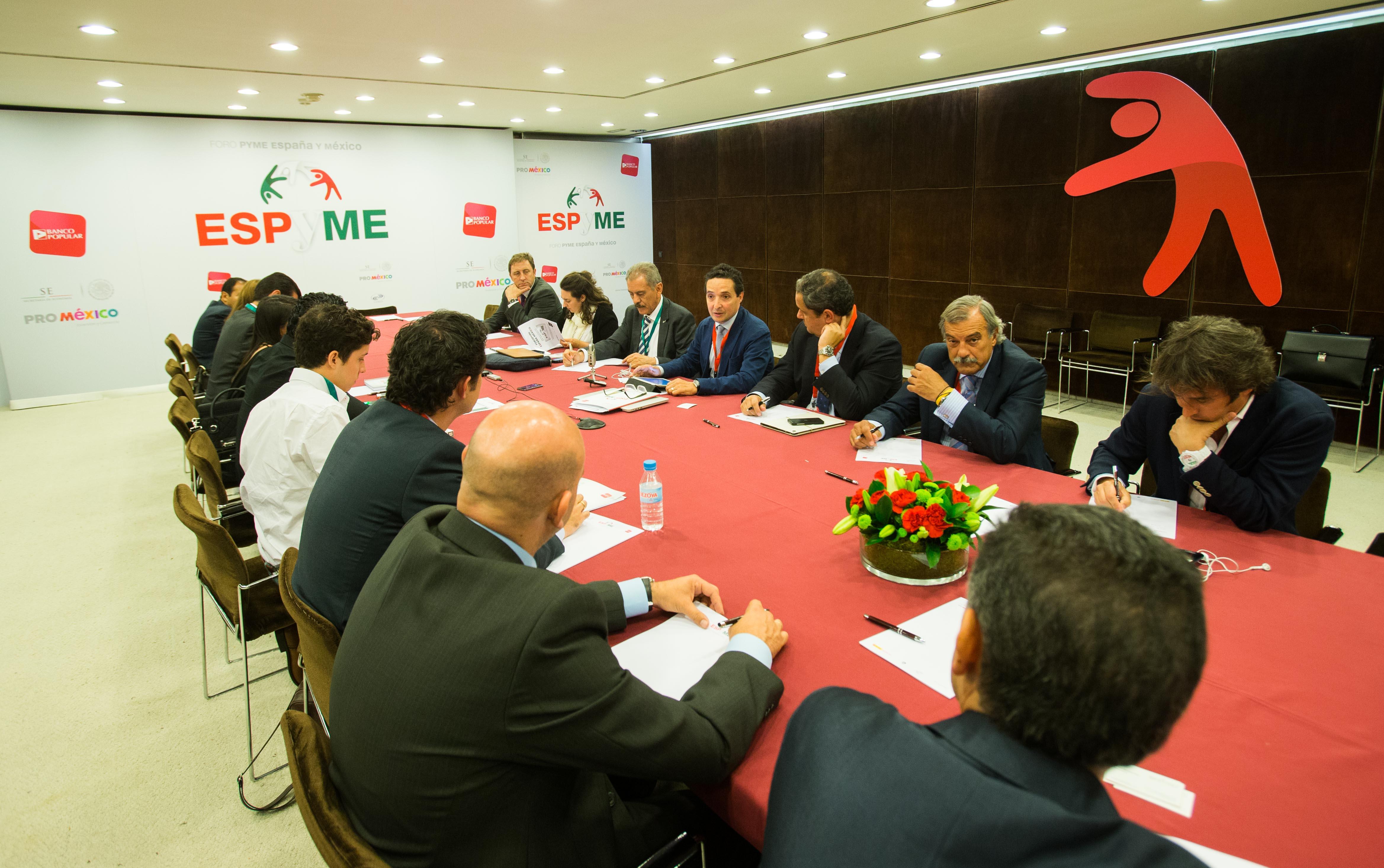 Foro Pyme España-México