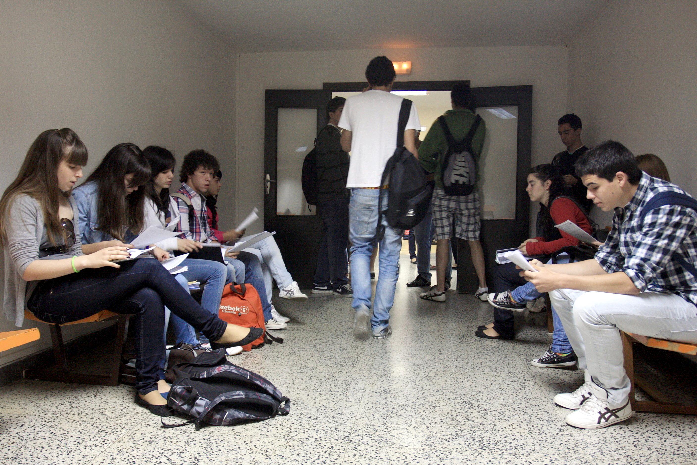 La Universidad de Salamanca acoge la última Prueba de Acceso a la Universidad
