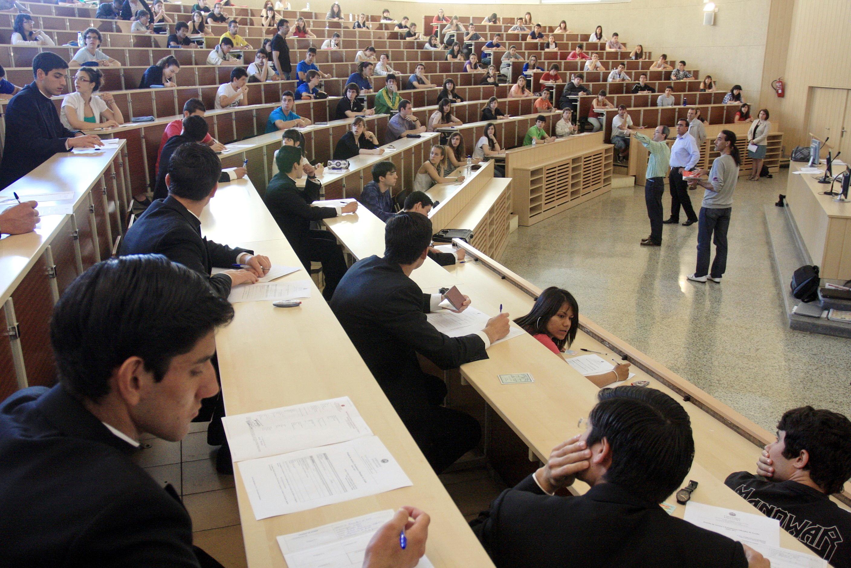 El distrito universitario de Salamanca se prepara para la última Prueba de Acceso a la Universidad