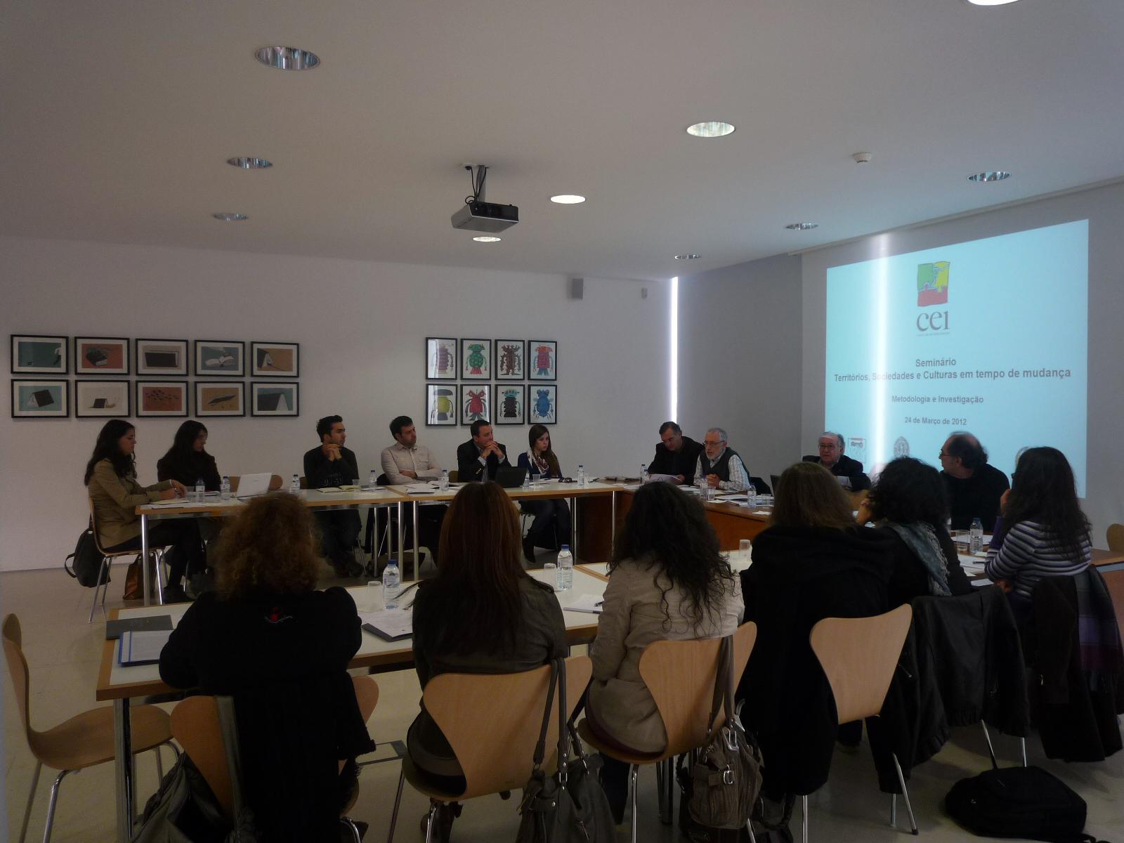 El Centro de Estudios Ibéricos organiza un seminario sobre 'Territorios, Sociedades y Culturas'
