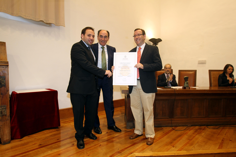 GoParallel, Unkasoft y el Centro Hispano-Luso de Investigaciones Agrarias reciben los 'Premios Sociedad Civil' del Consejo Social