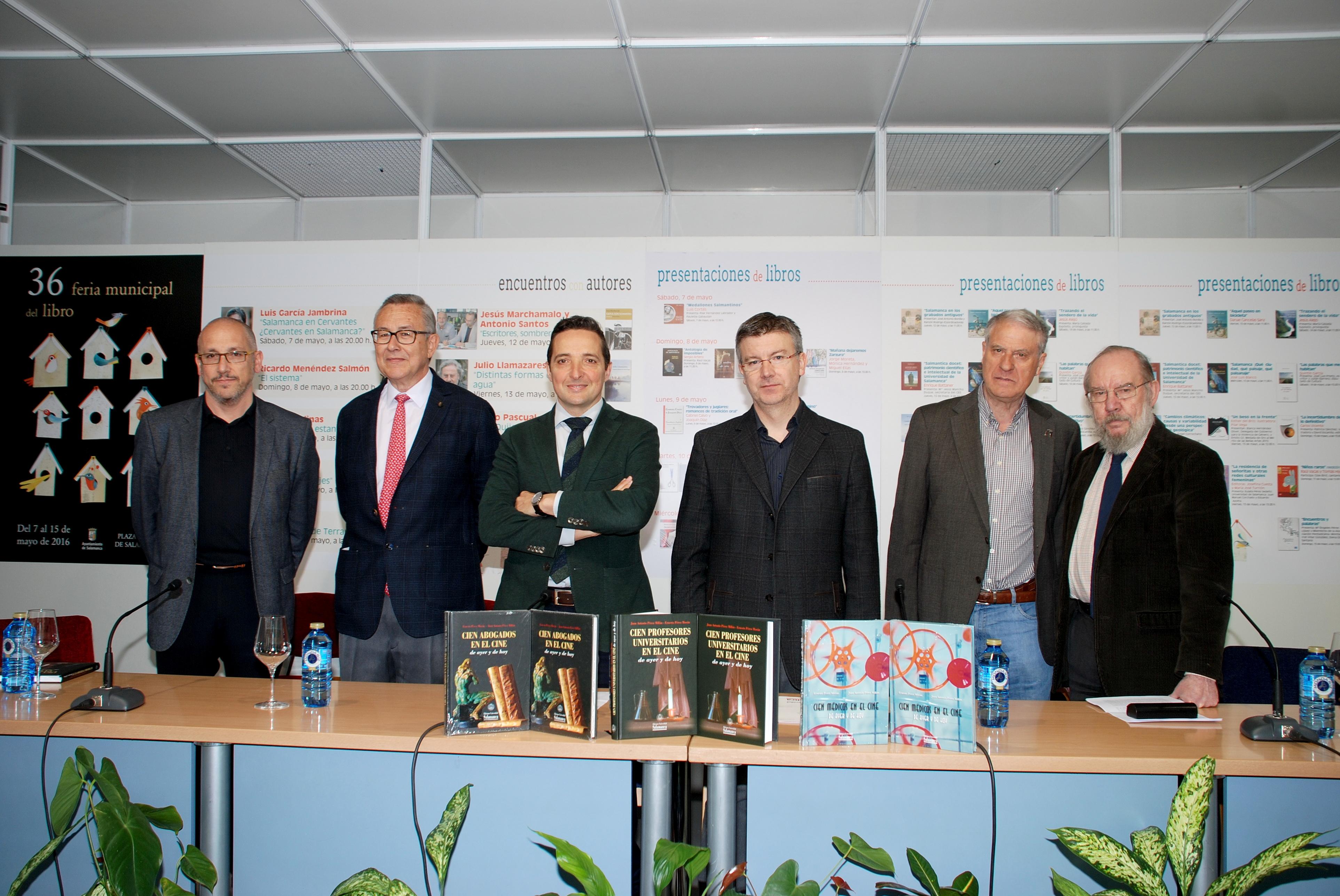 Ediciones Universidad de Salamanca participa en la Feria del Libro con un ciclo sobre 'Voces de la memoria'