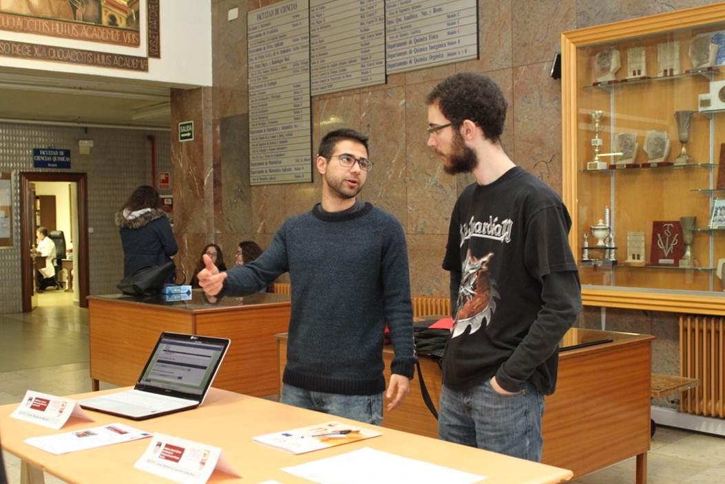 Quince estudiantes de la Universidad de Salamanca presentan sus prototipos dentro del Plan de Transferencia de Conocimiento Universidad-Empresa
