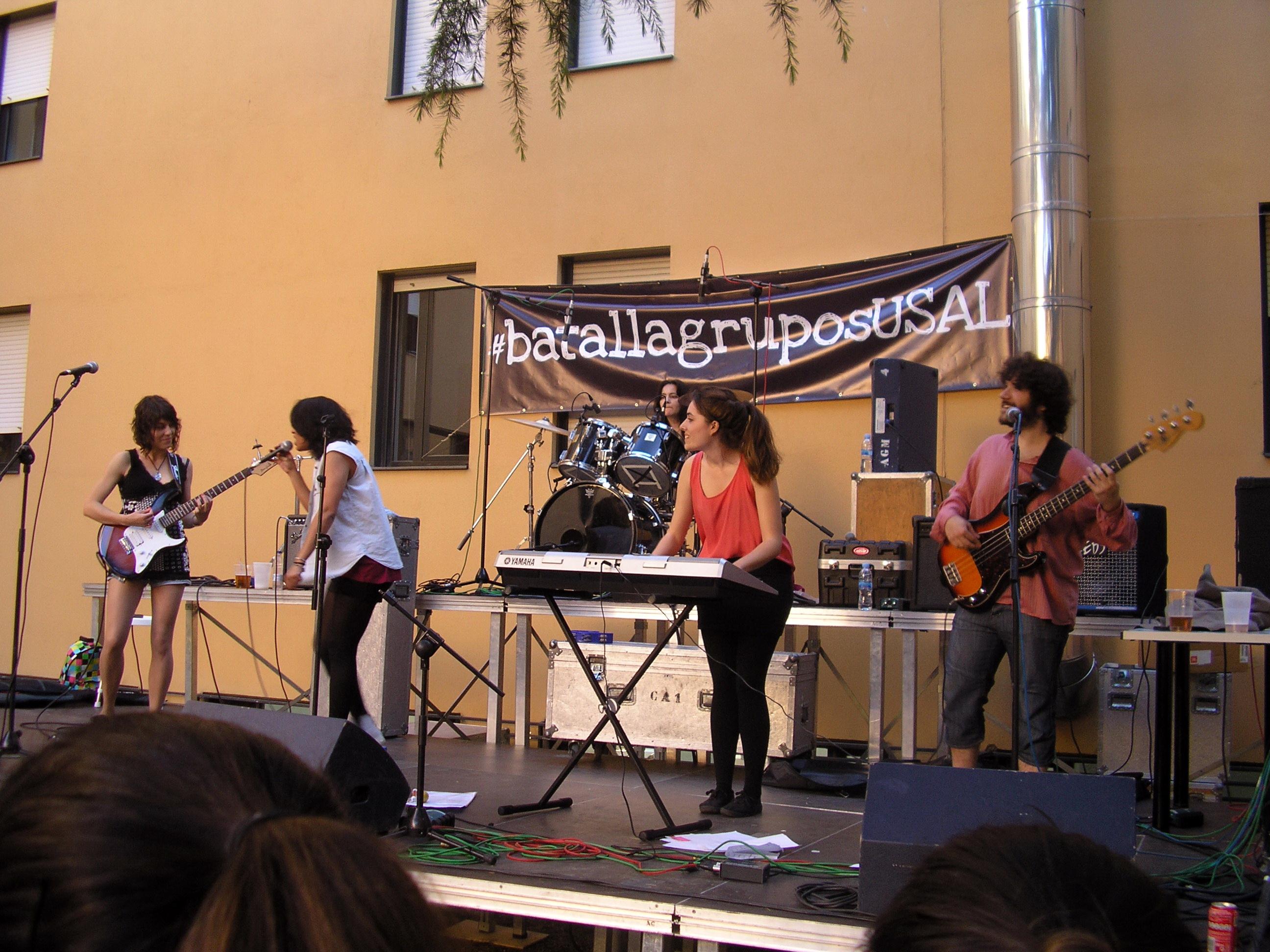 La segunda edición de la #BatallaGruposUSAL se celebrará el próximo 26 de abril en el Colegio Mayor Oviedo