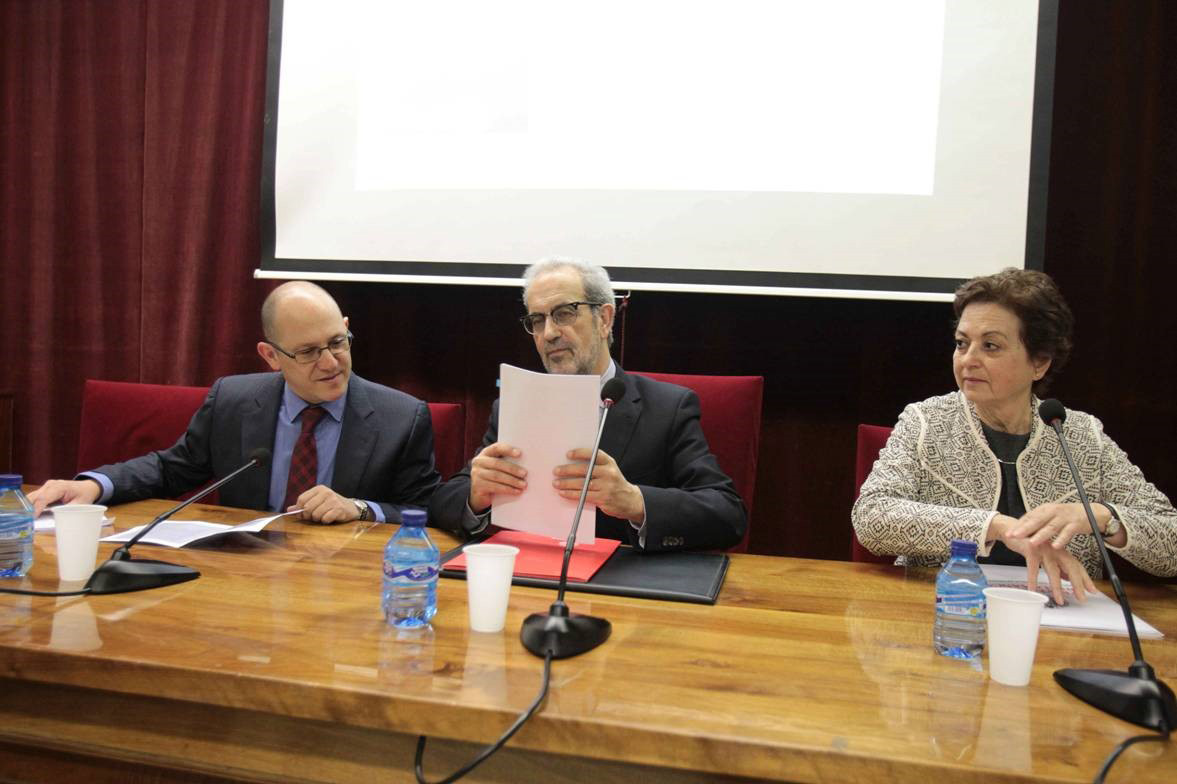 La Universidad realiza un repaso a la influencia de Francisco Tomás y Valiente en el derecho en una serie de conferencias