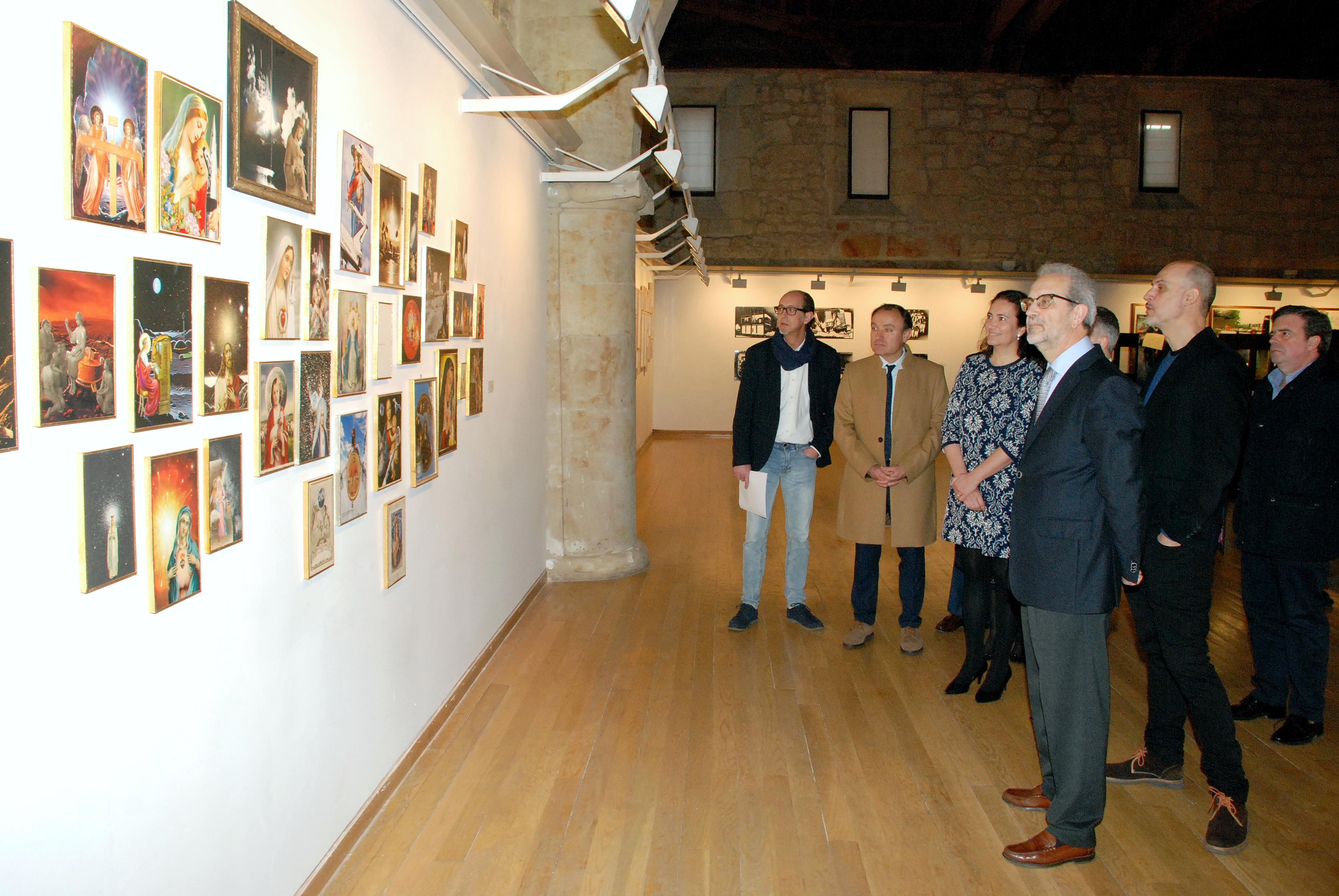 La Junta lleva la colección de arte del MUSAC a la Universidad de Salamanca para acercarla a los jóvenes y a nuevos públicos
