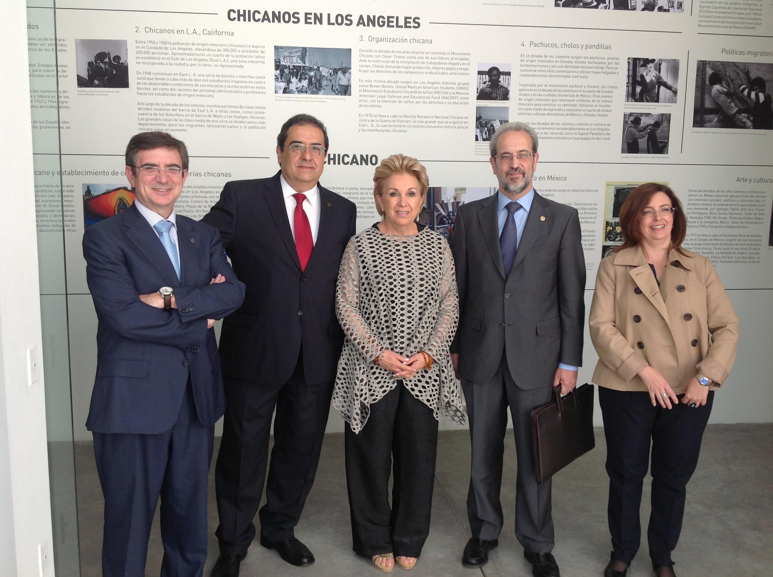 La Universidad de Salamanca y la UNAM colaboran en la producción e intercambio de contenidos audiovisuales sobre el español