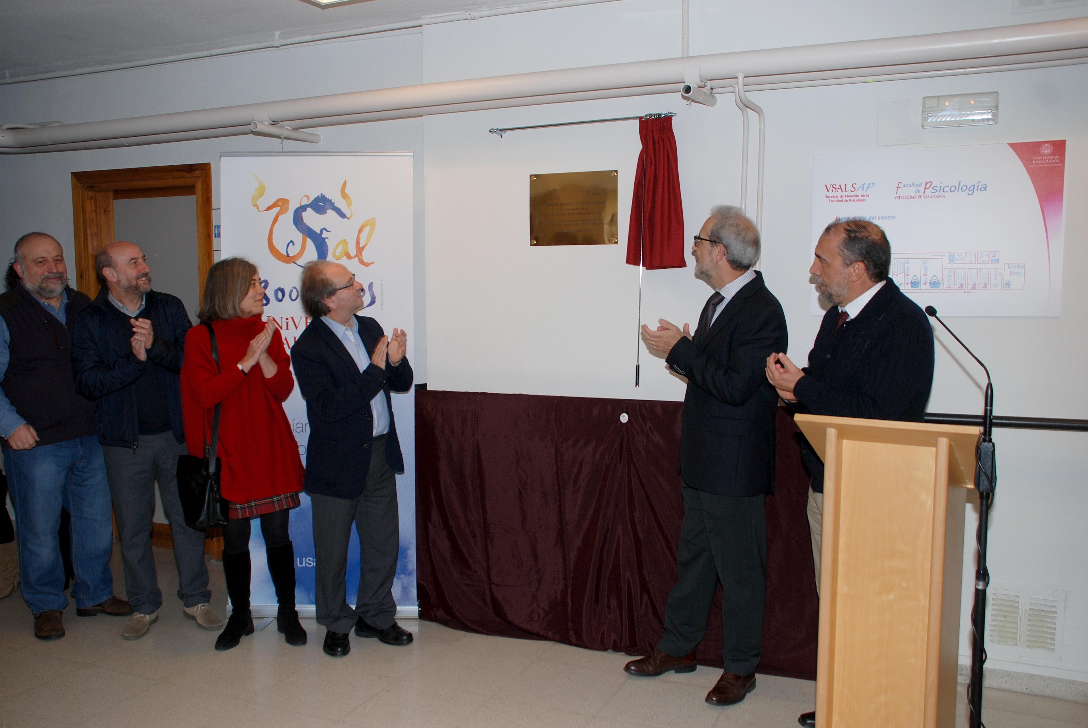 Las 17 unidades que integran el nuevo Servicio de Atención Psicológica reforzarán la labor asistencial de la Universidad de Salamanca
