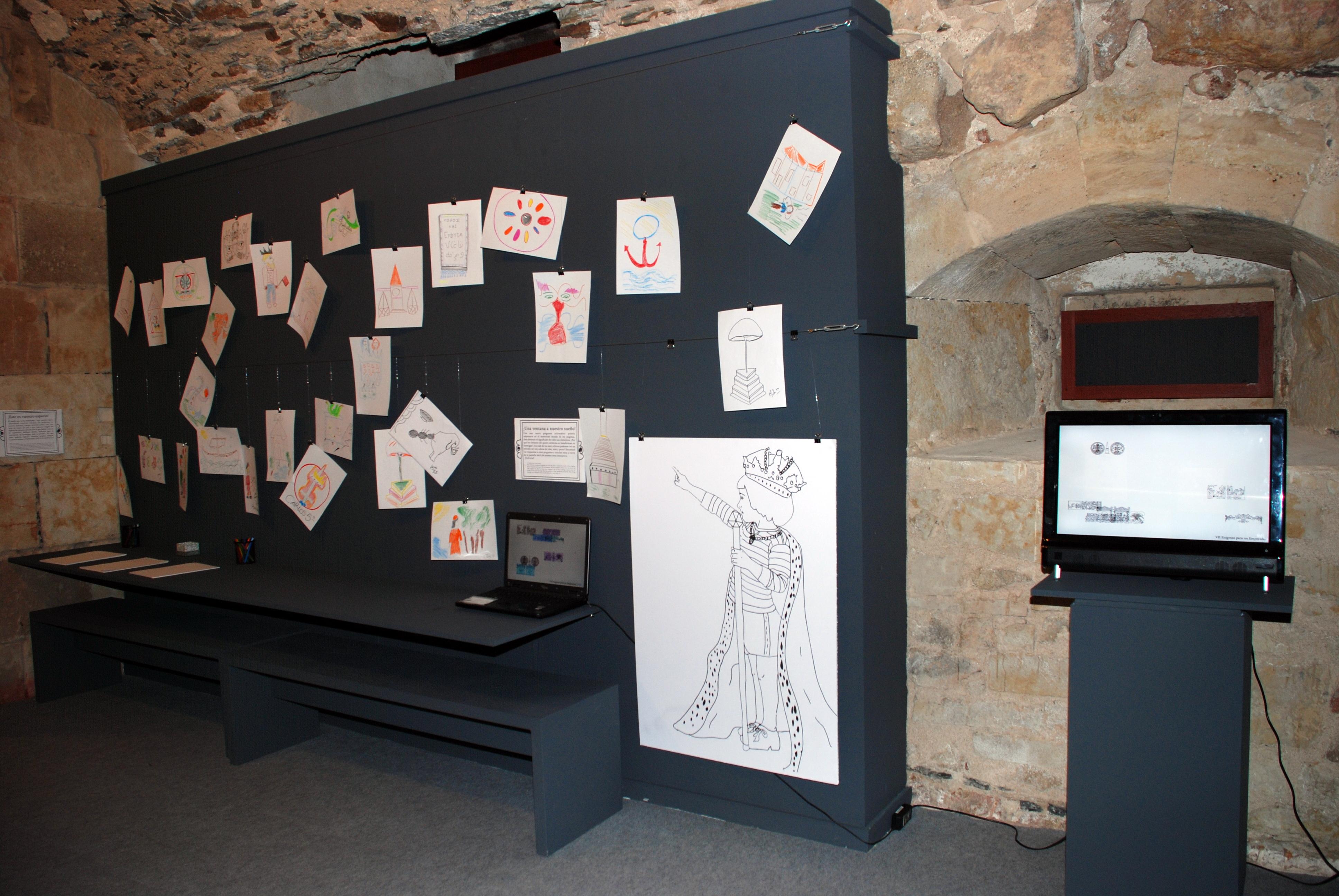 Los másteres en Arquitectura y Diseño Interior y de Evaluación y Gestión del Patrimonio Histórico-Artístico presentan la exposición 'VII enigmas para un Emperador'