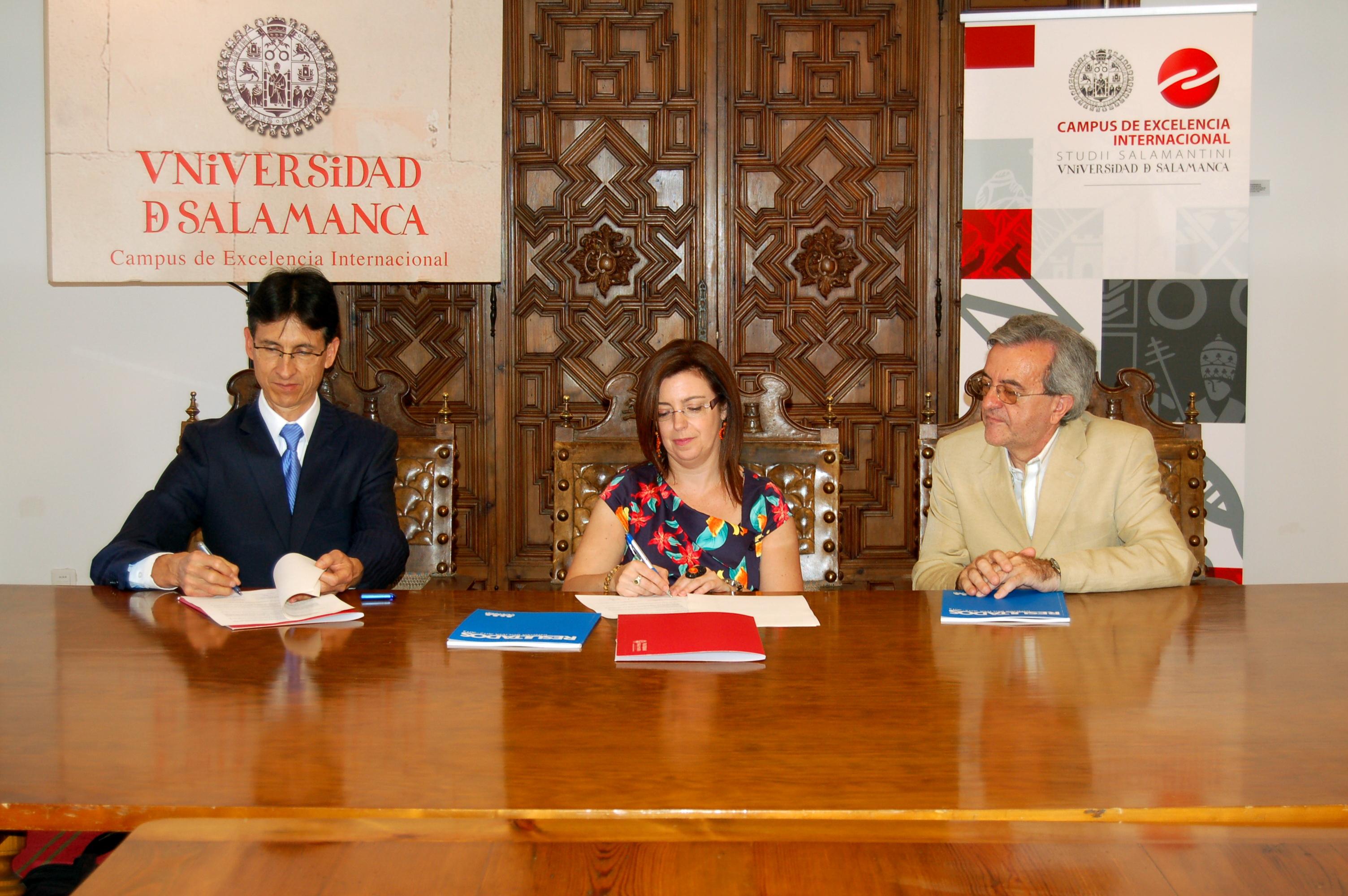 La Universidad de Salamanca y la Fundación de Emprendedores y  Finanzas Maya (Bolivia) impulsan acciones conjuntas de cultura emprendedora e innovación