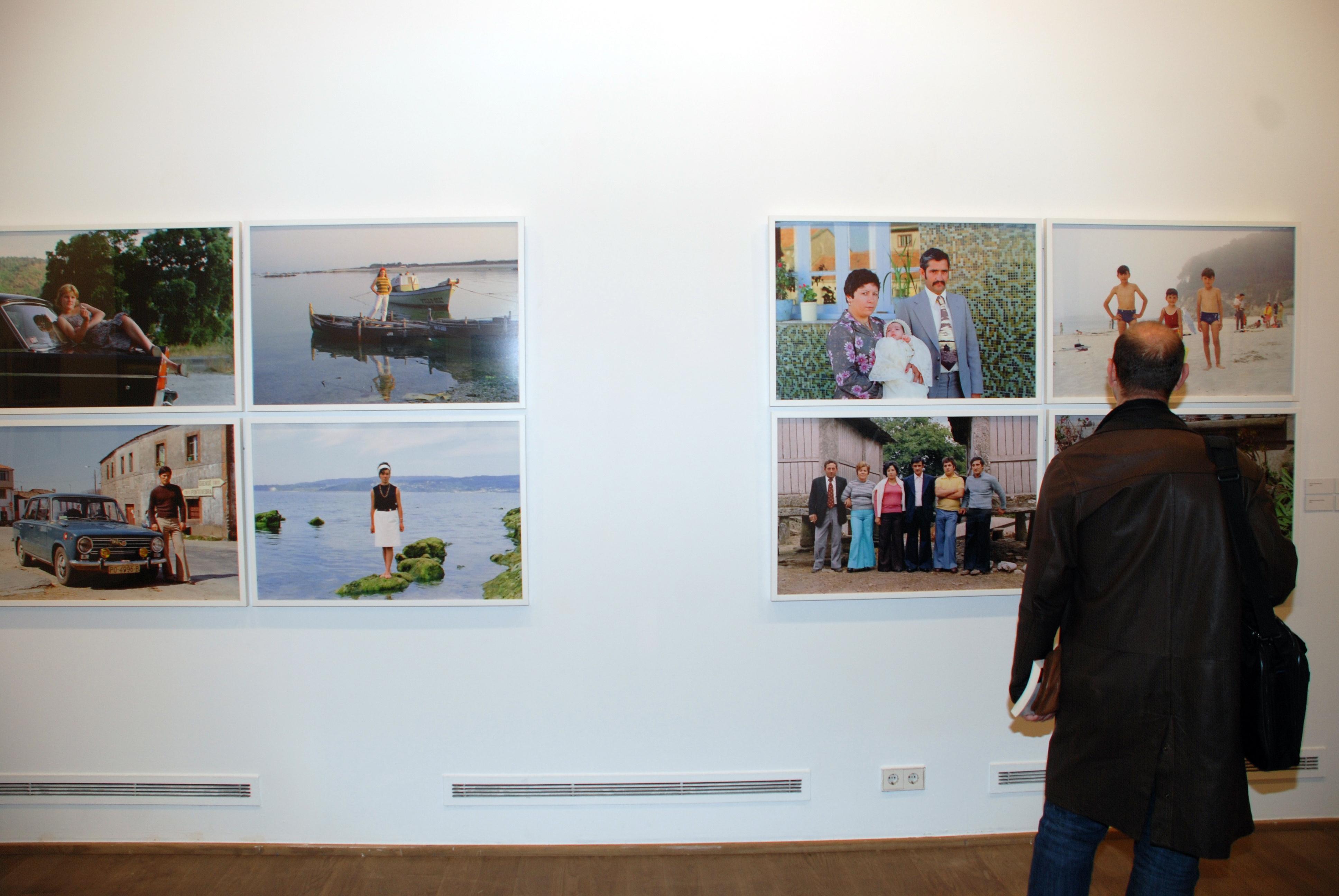 La Universidad de Salamanca muestra la faceta artística del fotógrafo Virxilio Vieitez con una retrospectiva de su obra