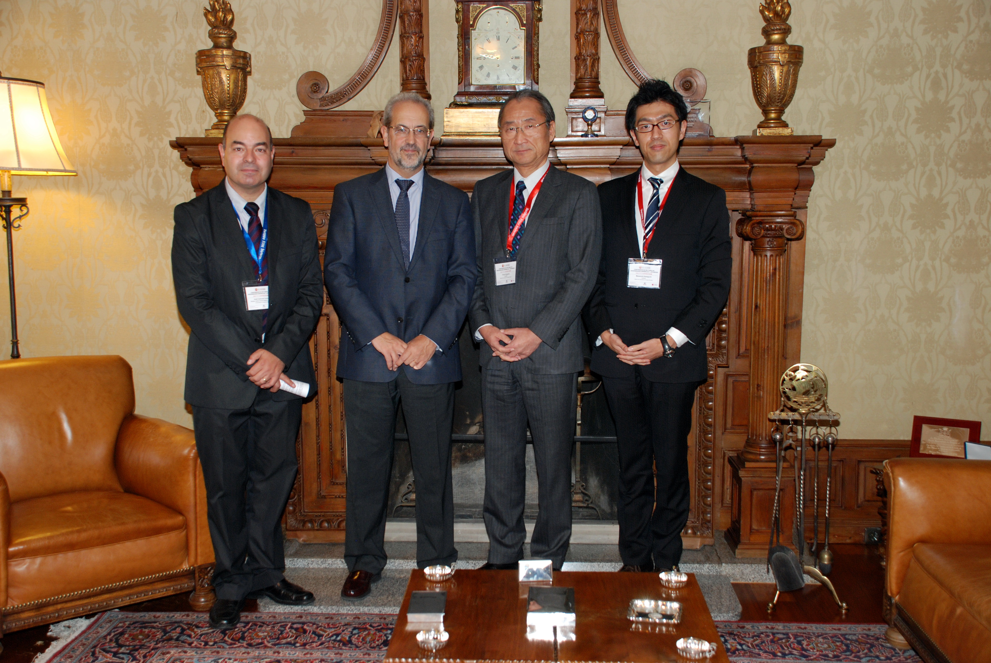 La Universidad de Salamanca ratifica los acuerdos de colaboración con las universidades japonesas de Takushoku, Nanzan y Kobe