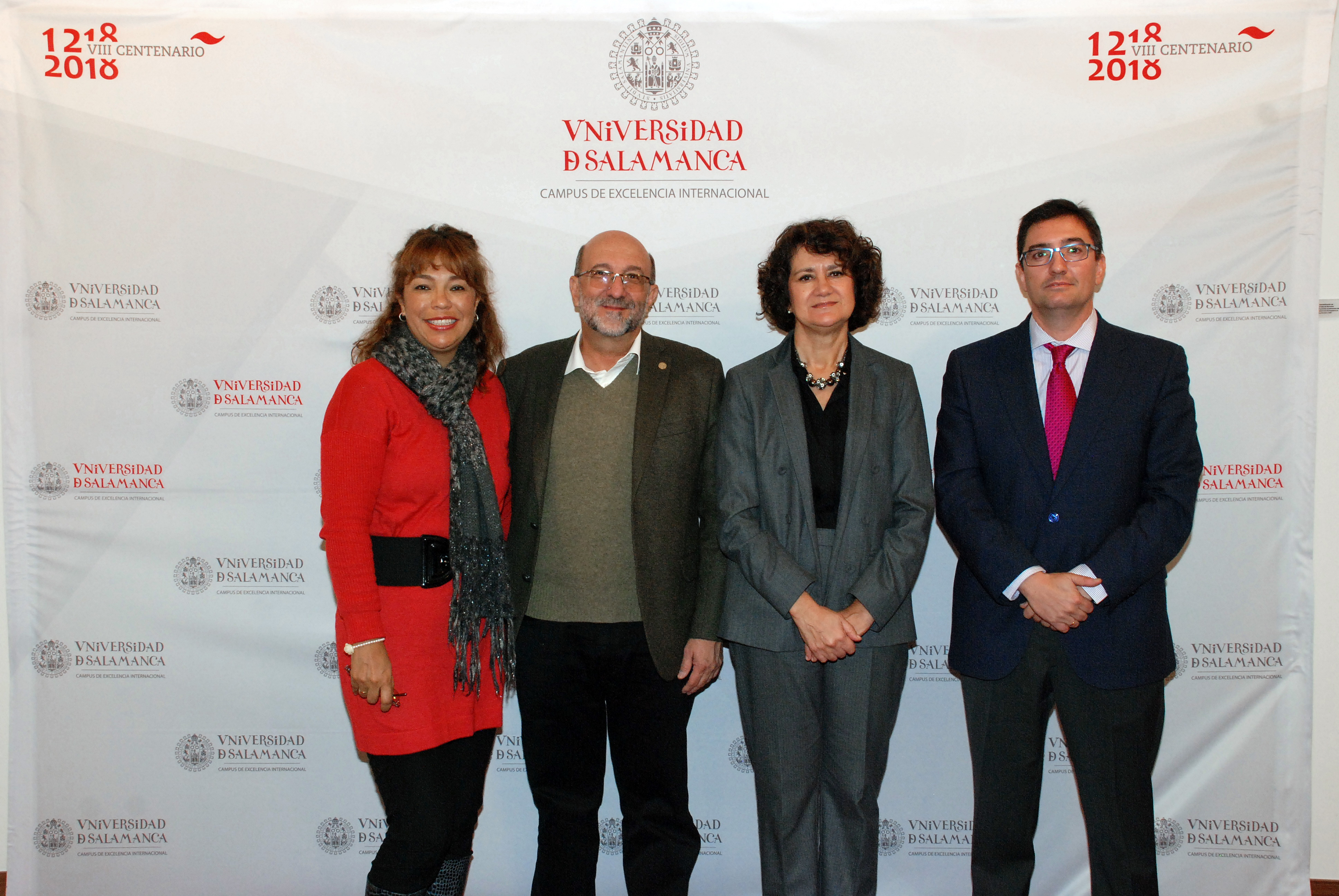 La vicerrectora de Internacionalización recibe a una delegación de la Universidad Pedagógica Nacional de Colombia