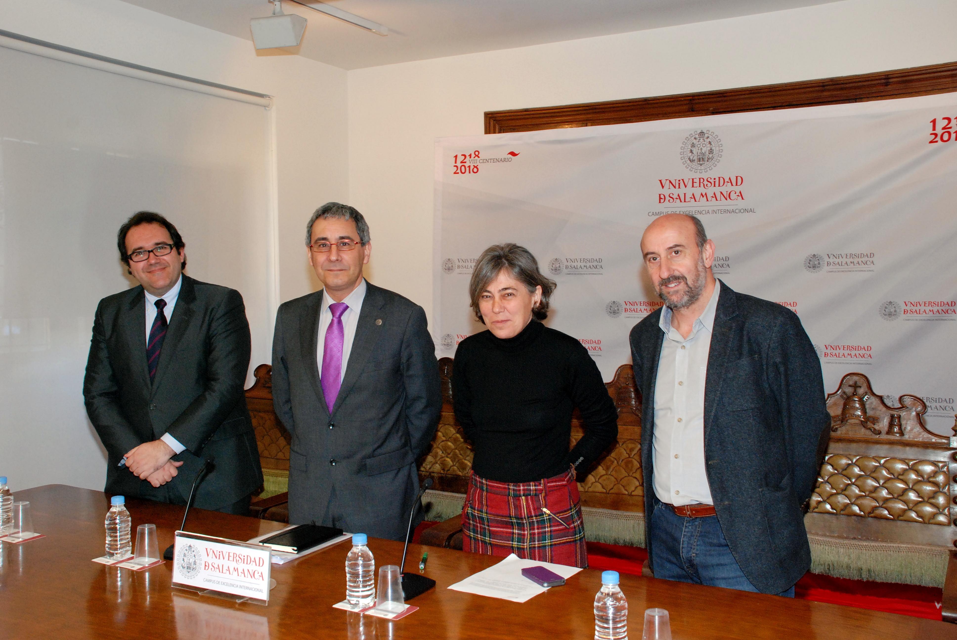 La Universidad de Salamanca pone en marcha el Programa 'Voluntariado 2018', vinculado a los proyectos del VIII Centenario