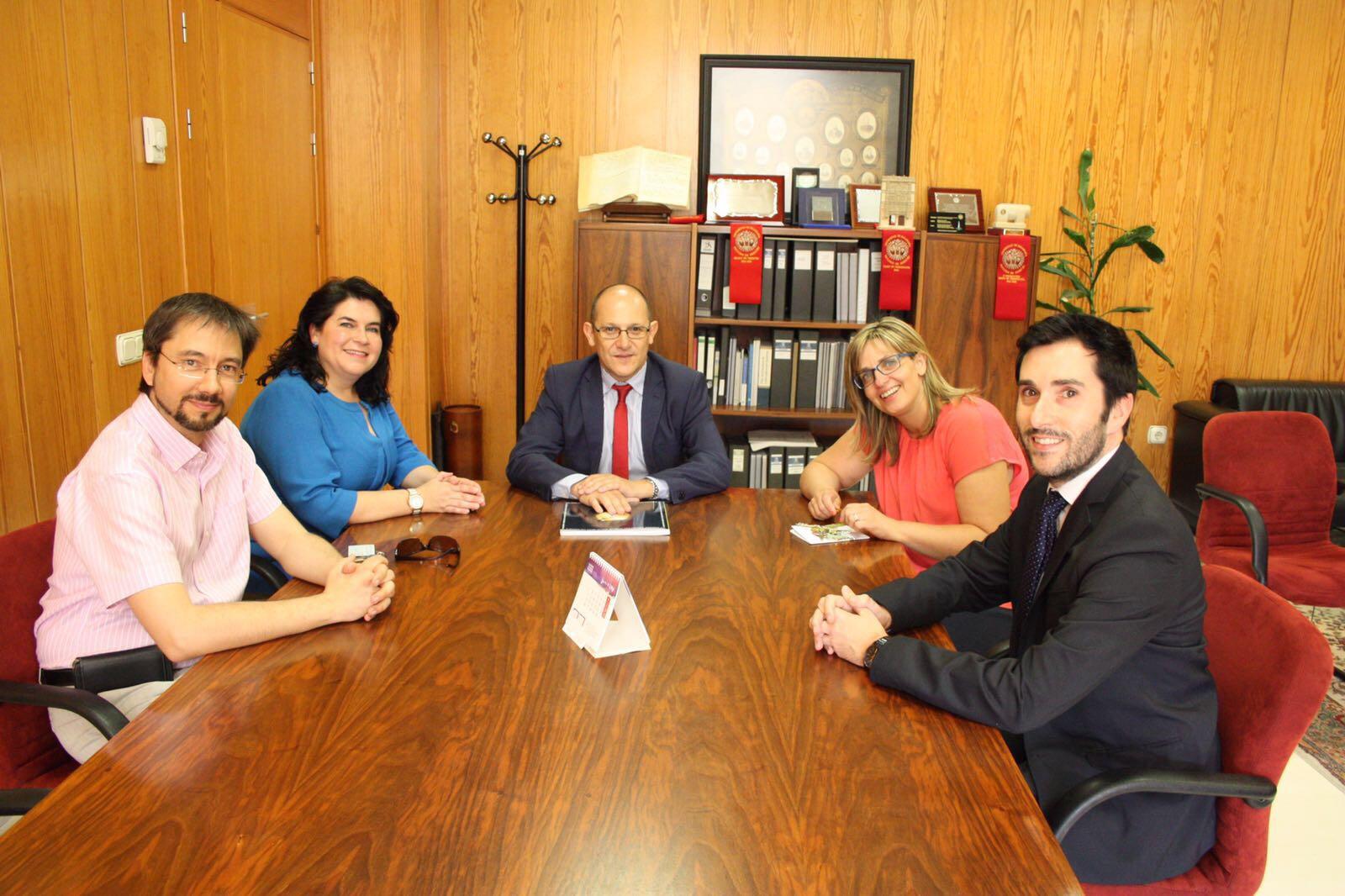 El profesor Fernando Carbajo Cascón, nuevo decano de la Facultad de Derecho