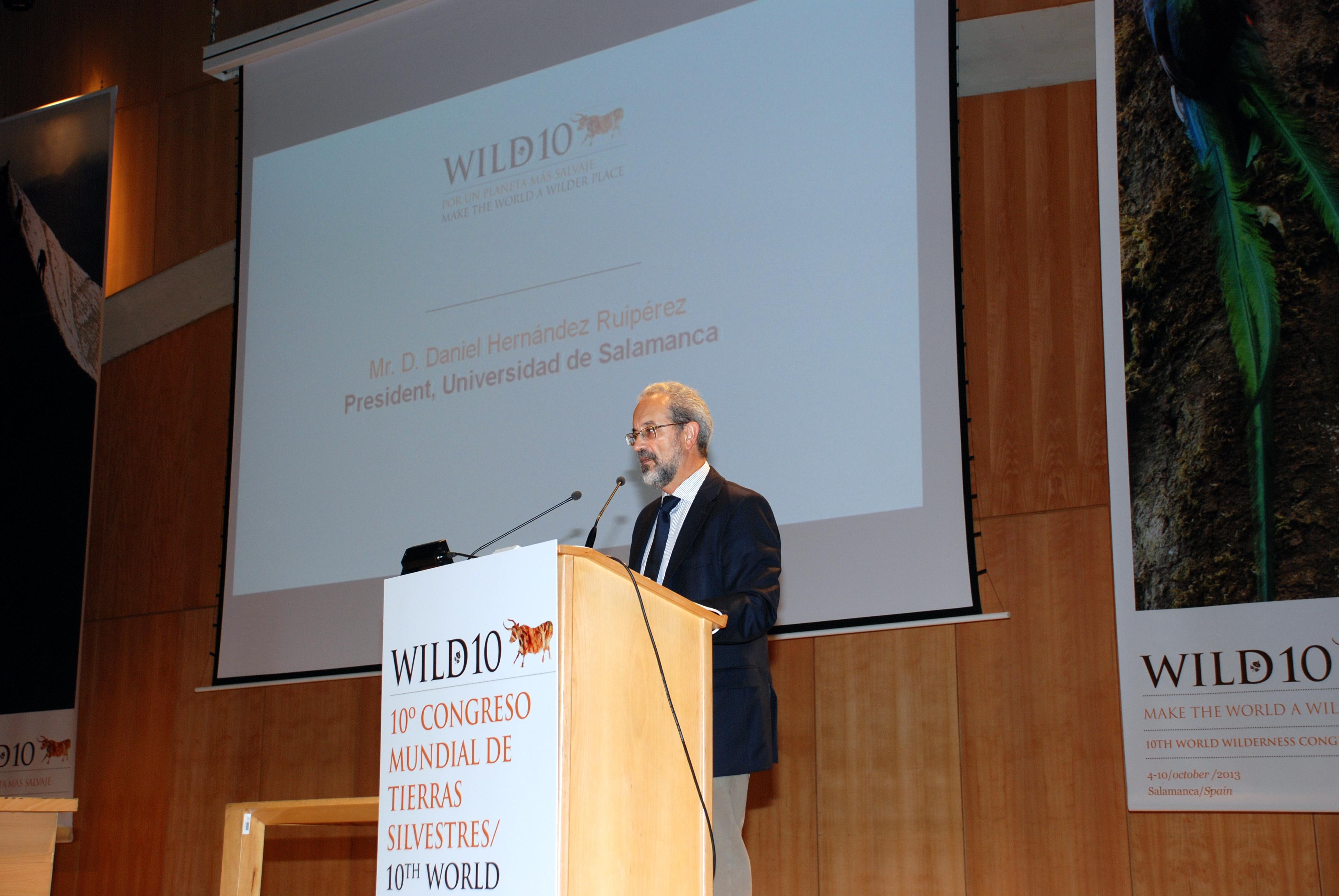 La Universidad de Salamanca reafirma el compromiso de la institución con el medio ambiente