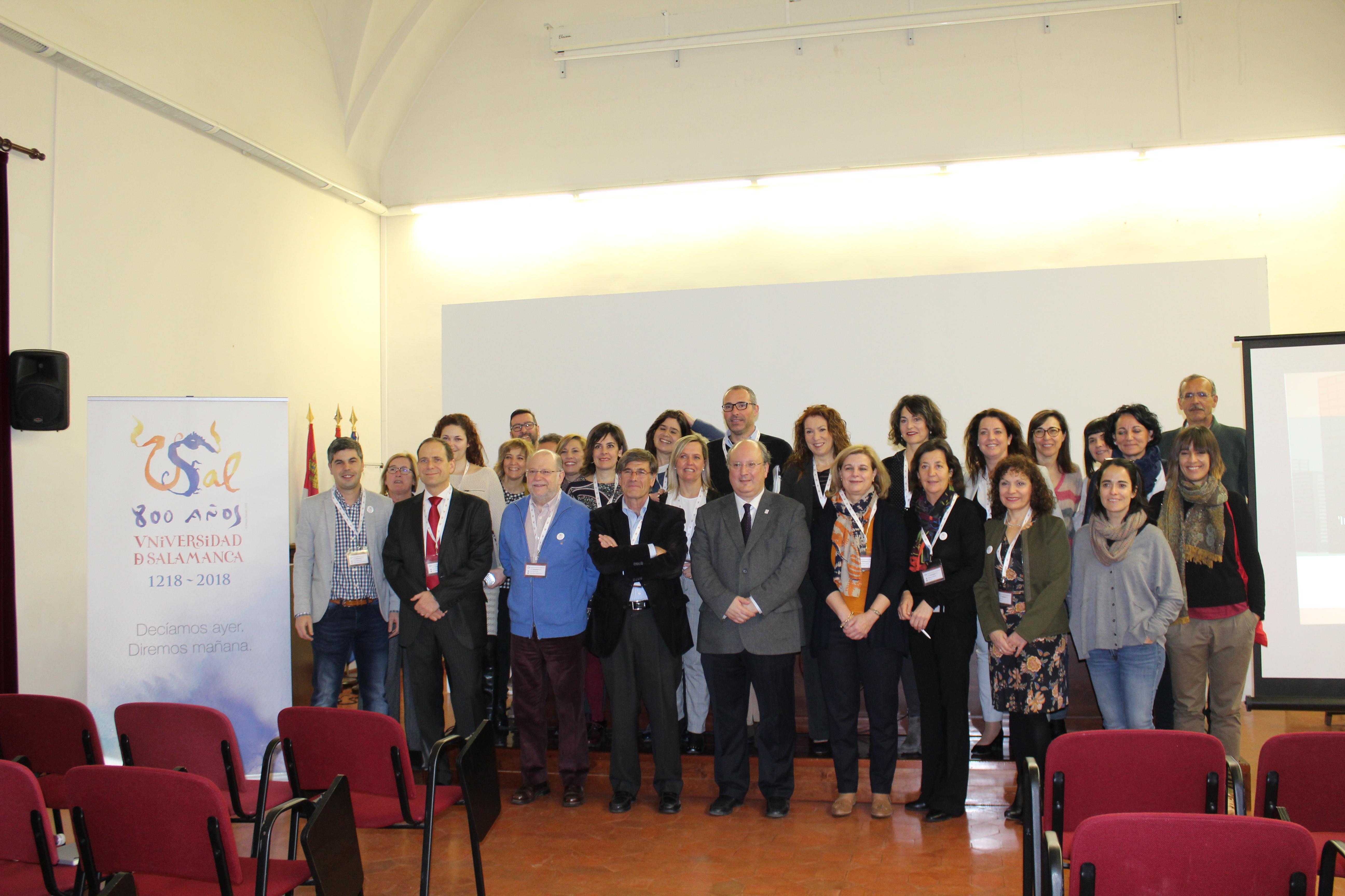 La Universidad acoge la Conferencia Internacional de entidades Alumni con motivo del VIII Centenario